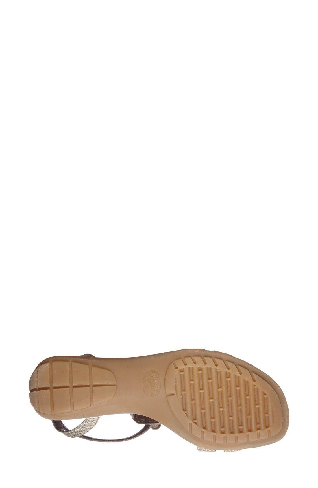 Alternate Image 4  - The FLEXX 'Gladiola' Leather Sandal (Women)
