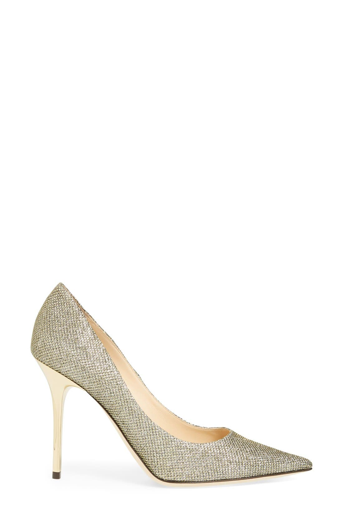 Alternate Image 4  - Jimmy Choo 'Abel' Pointy Toe Pump (Women)