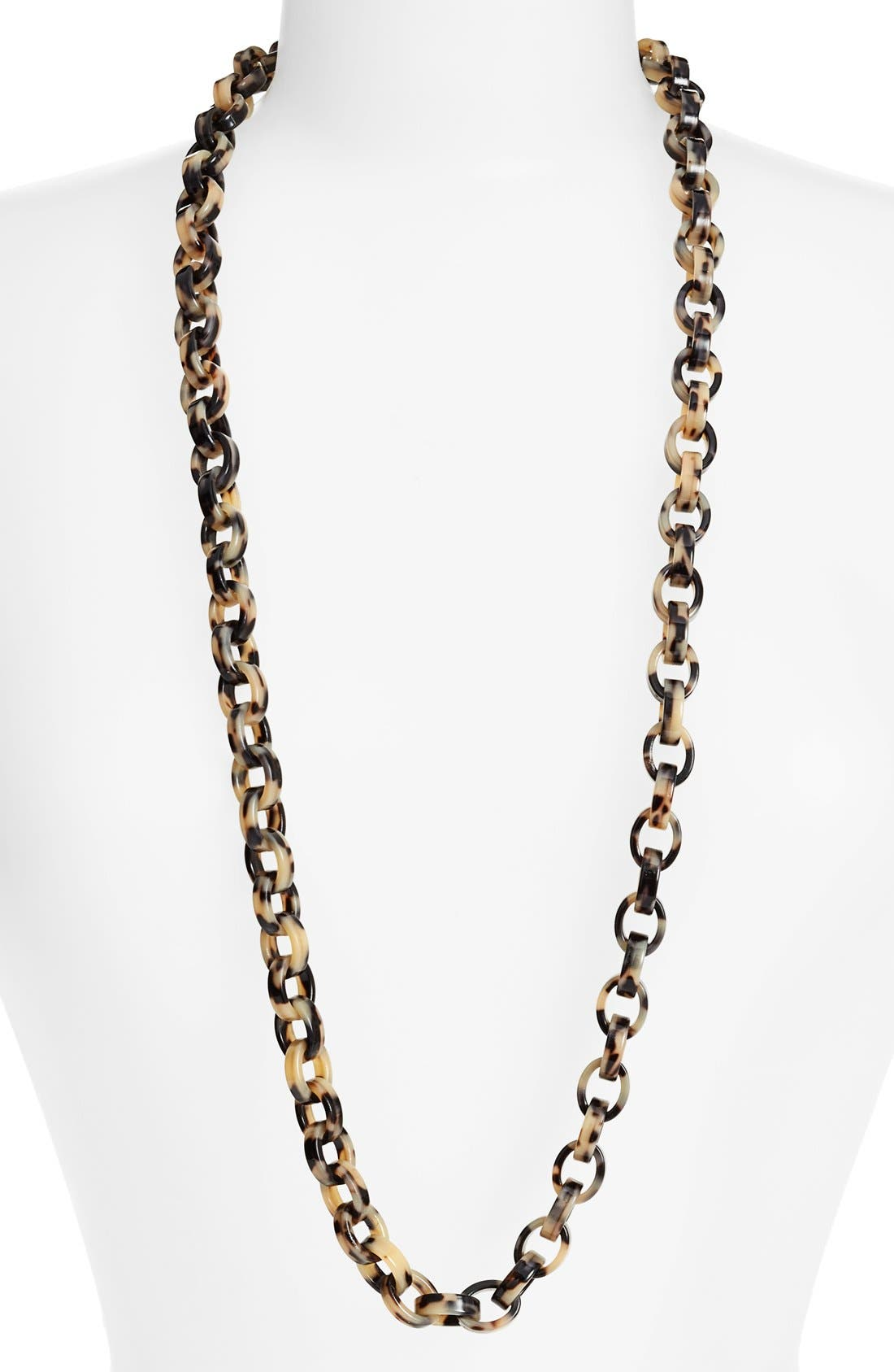 L. Erickson 'Sophie' Link Necklace