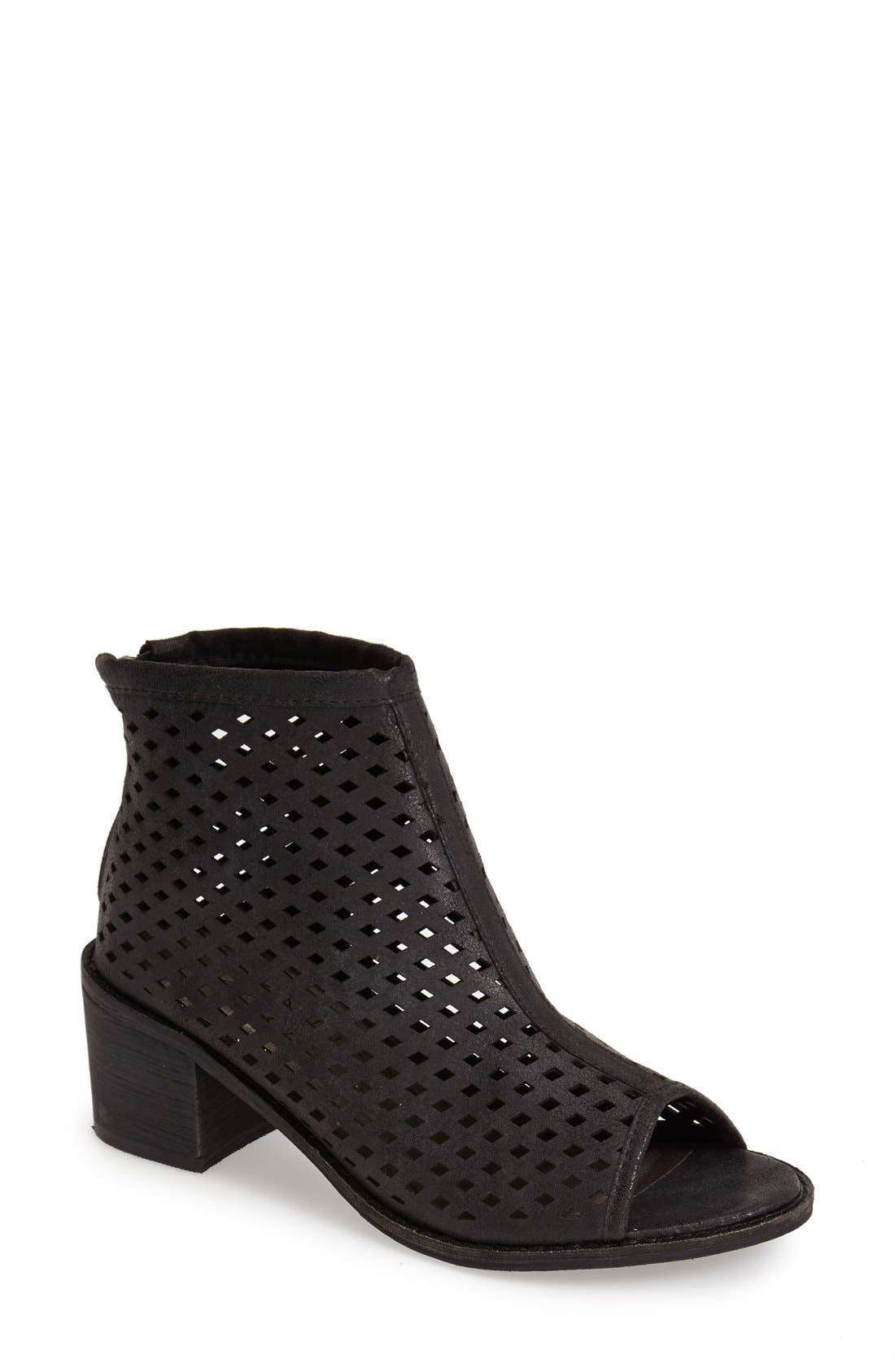 Main Image - Coconuts by Matisse 'Lazer' Cutout Bootie (Women)
