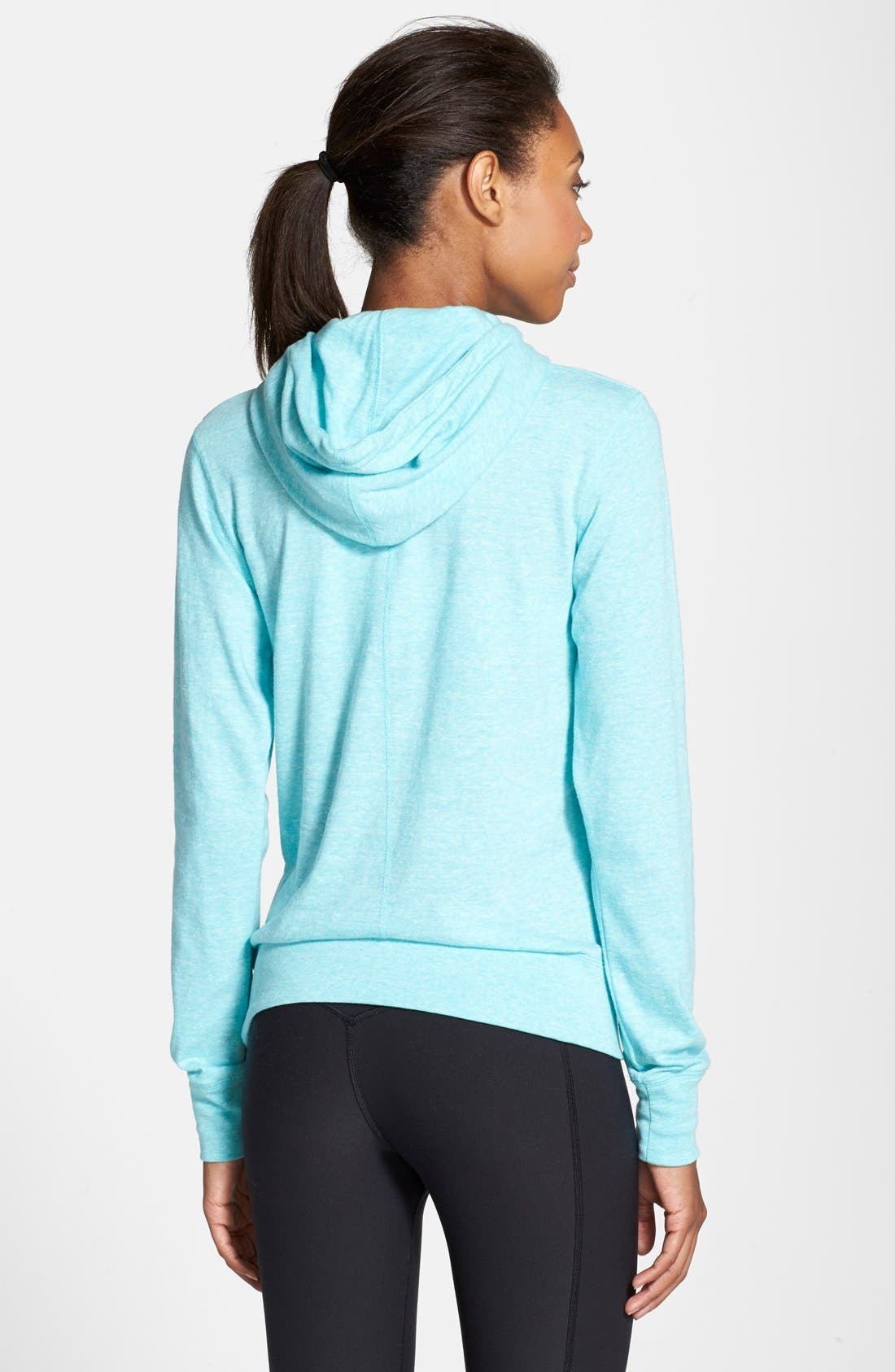 Alternate Image 2  - Nike 'Gym Vintage' Hoodie