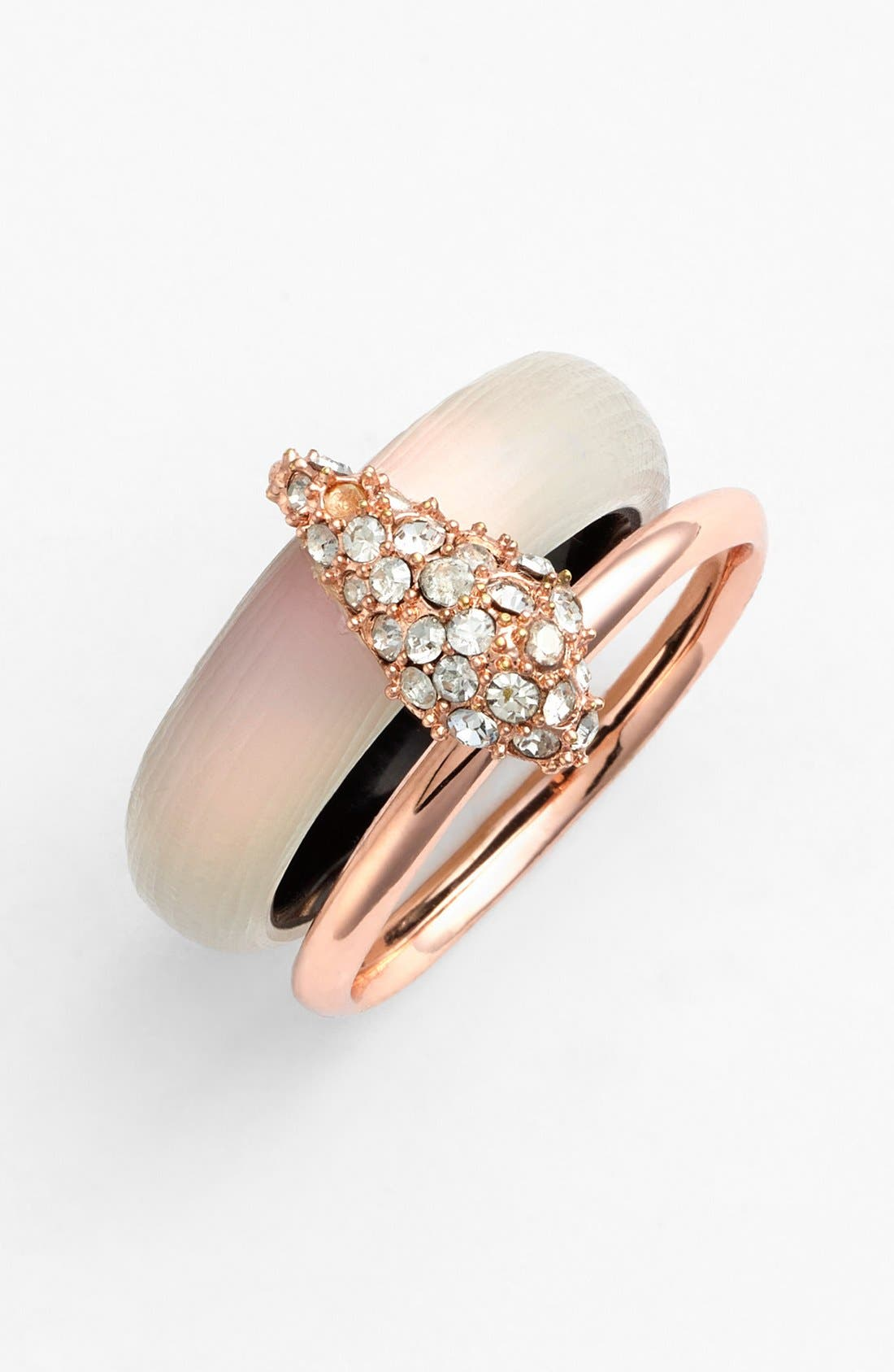 Alternate Image 1 Selected - Alexis Bittar 'Lucite®' Stack Ring