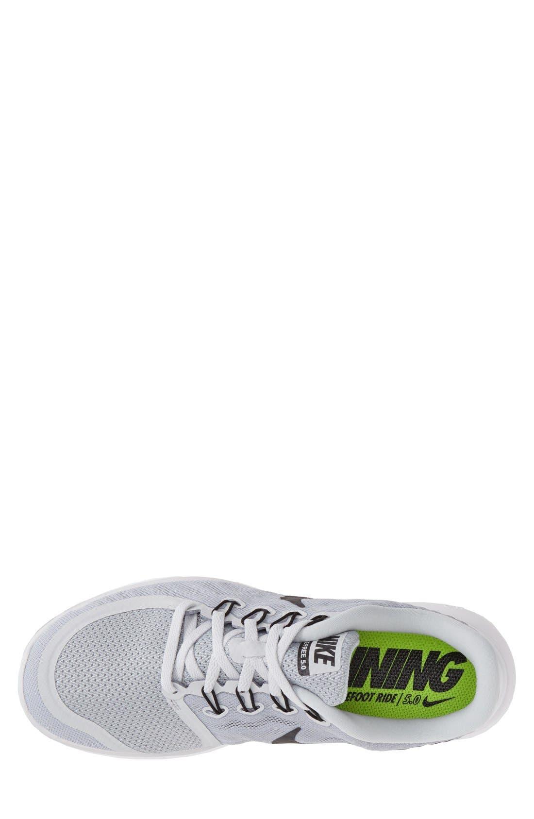 Alternate Image 3  - Nike 'Free 5.0' Running Shoe (Men)