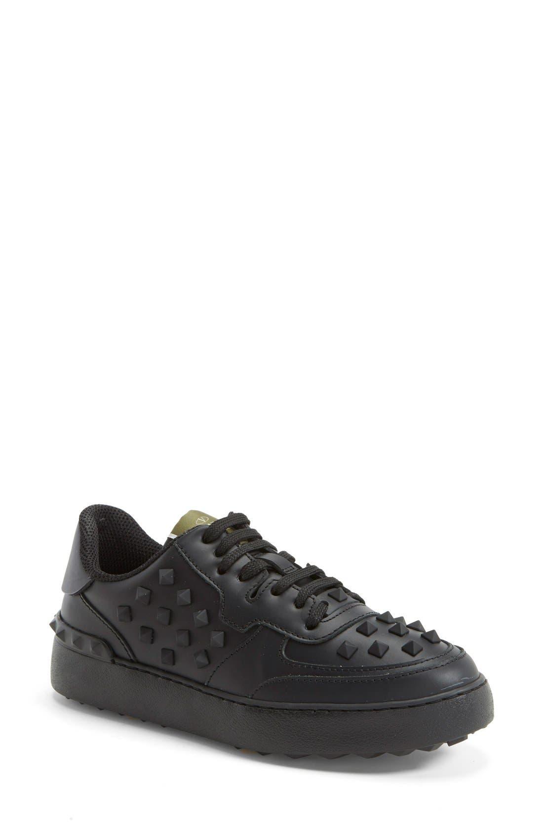 Alternate Image 1 Selected - Valentino 'Rock Be' Sneaker (Women)