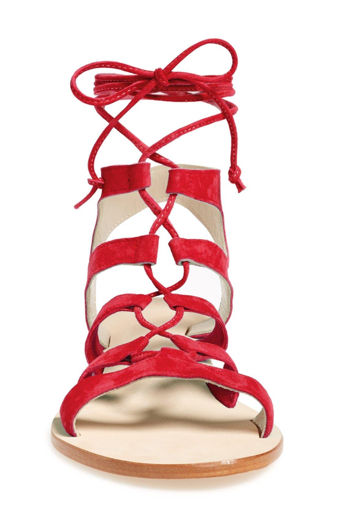 Alternate Image 2  - Cornetti 'Recommone' Gladiator Sandal (Women)
