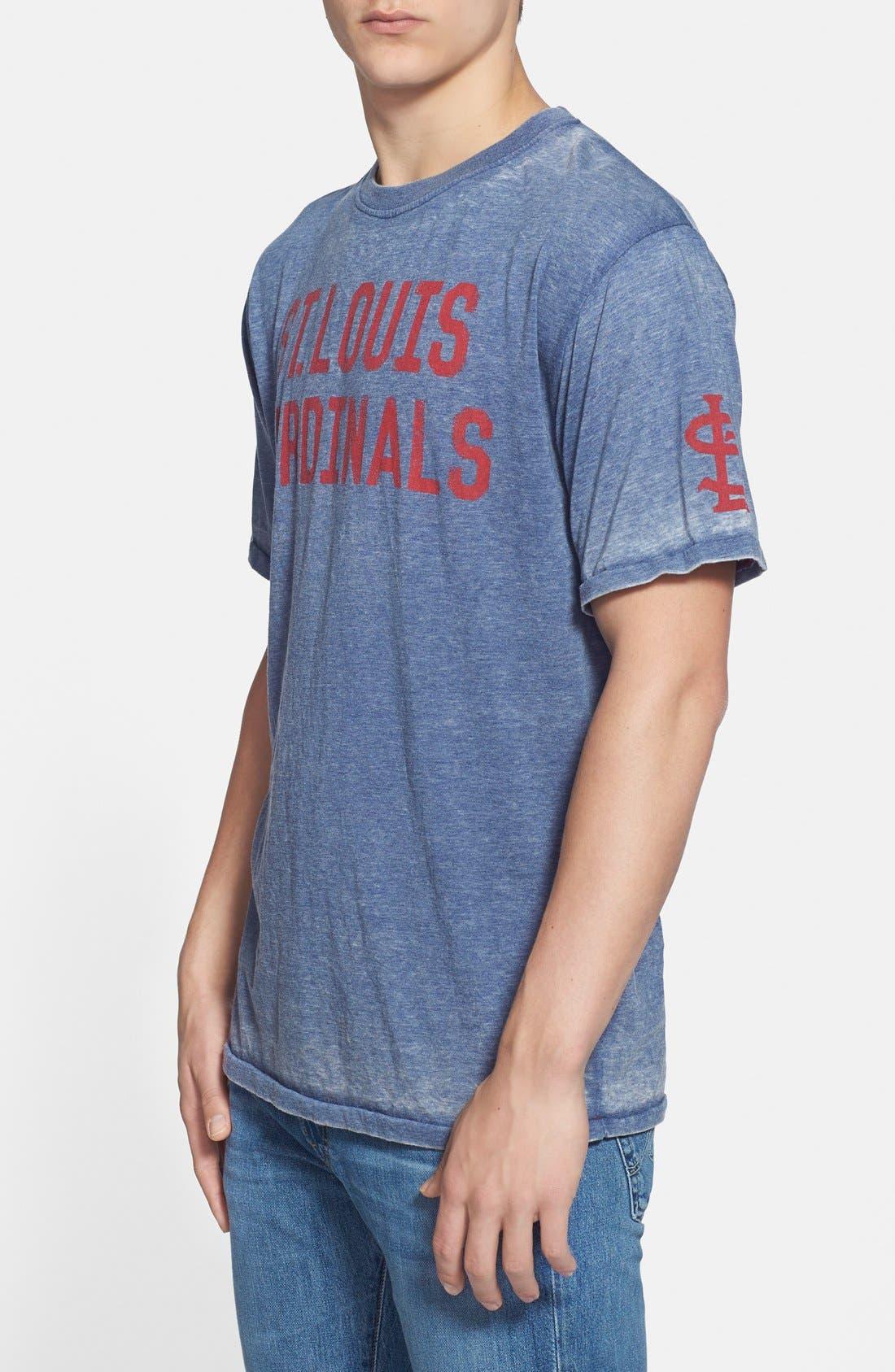 Red Jacket 'St. Louis Cardinals - Hoist' Graphic T-Shirt