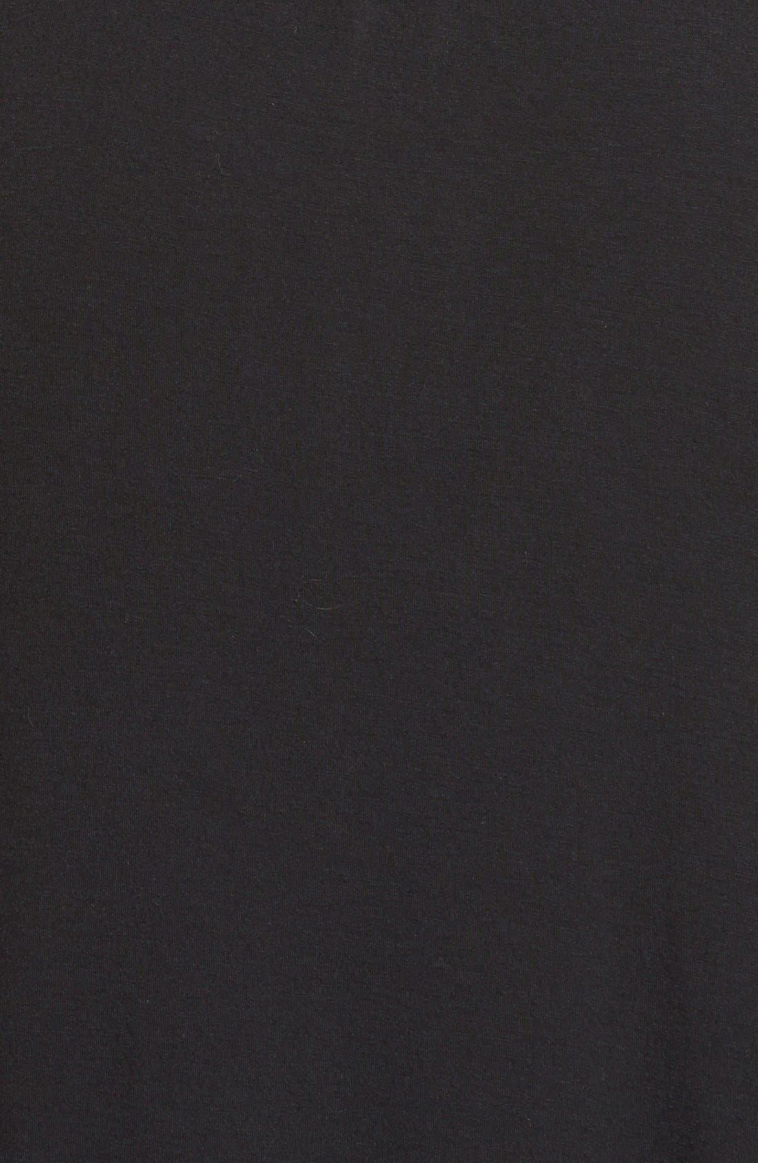 Alternate Image 3  - Halogen® Crochet Racerback Knit Maxi Tank Dress (Regular & Petite)