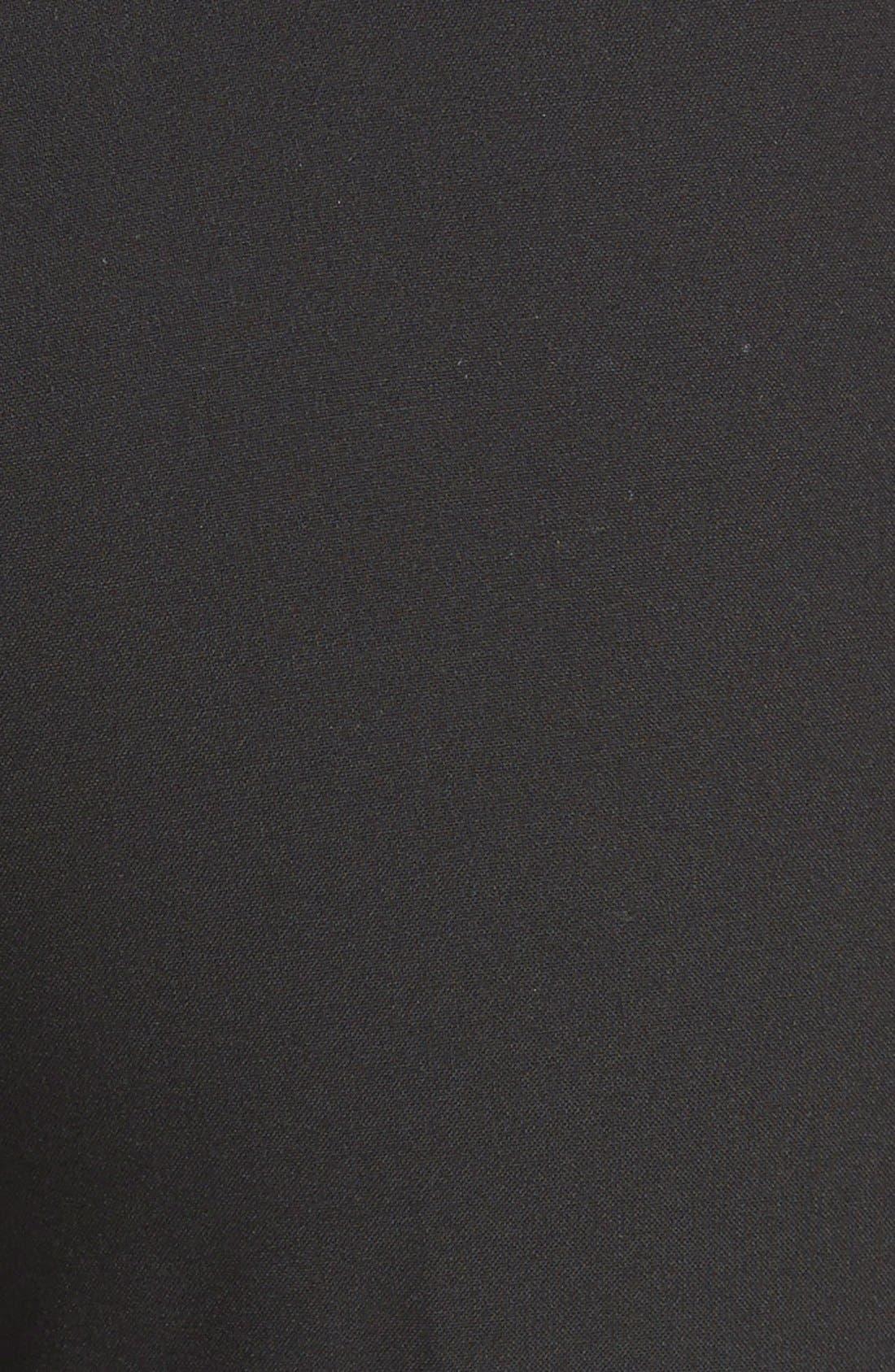 Alternate Image 3  - Halogen® 'Taylor' Stretch Suit Pants (Regular & Petite)