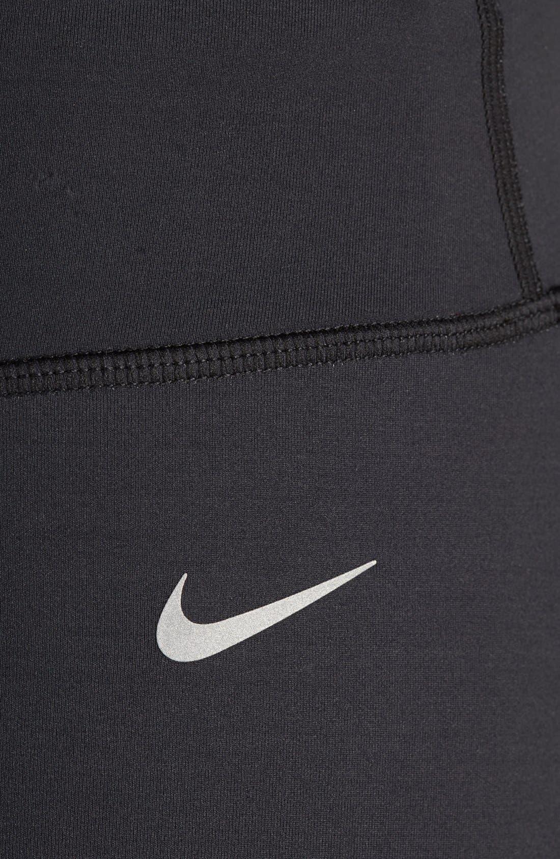Alternate Image 6  - Nike 'ForeverGradient' Running Tights (Women)