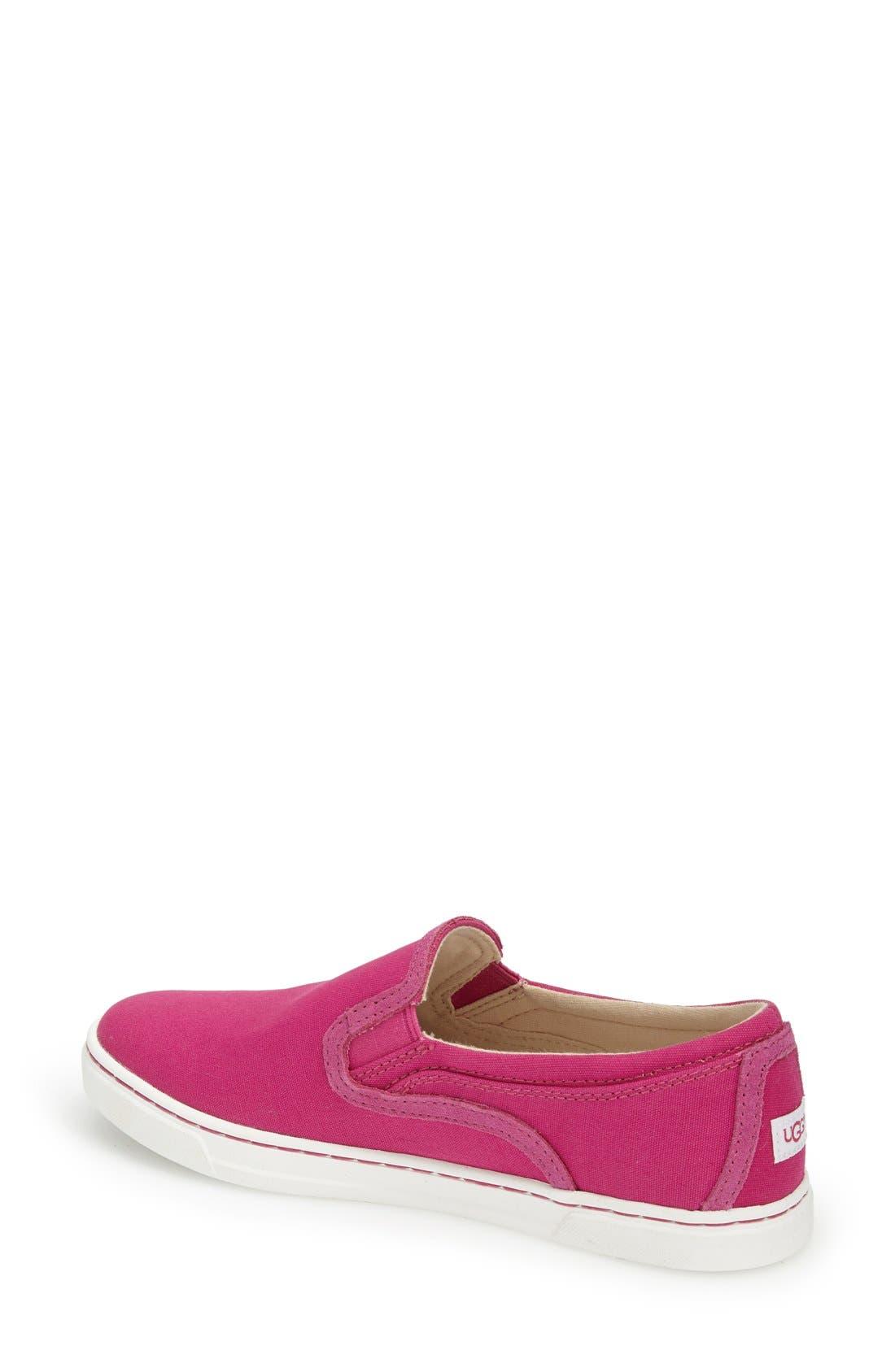 Alternate Image 2  - UGG Australia® 'Fierce' Slip-On Sneaker (Women)