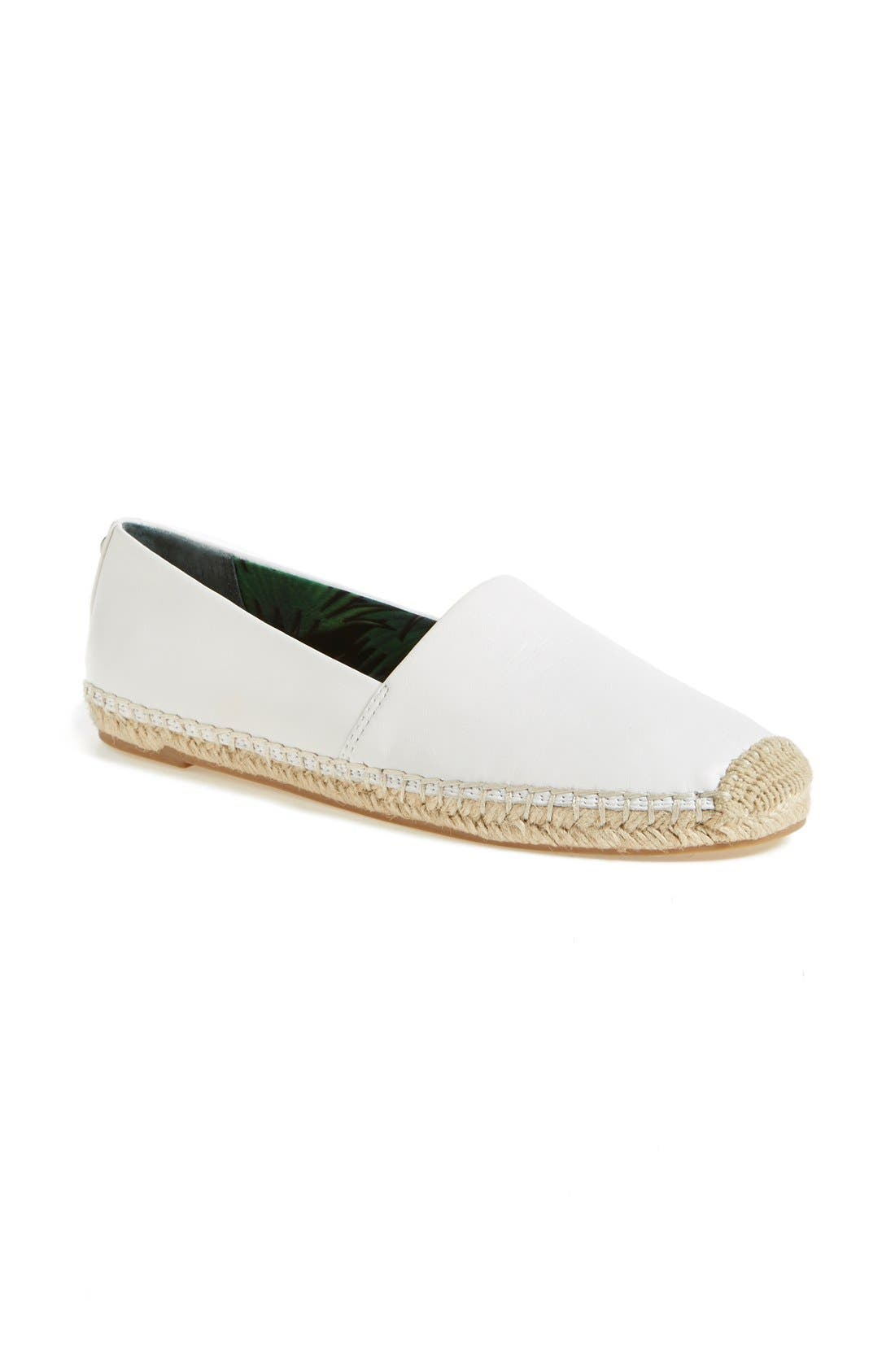 Alternate Image 1 Selected - Sam Edelman 'Lynn' Espadrille Flat