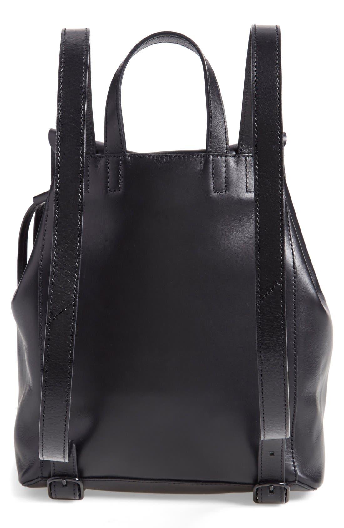 Alternate Image 3  - Loeffler Randall 'Mini' Leather Backpack