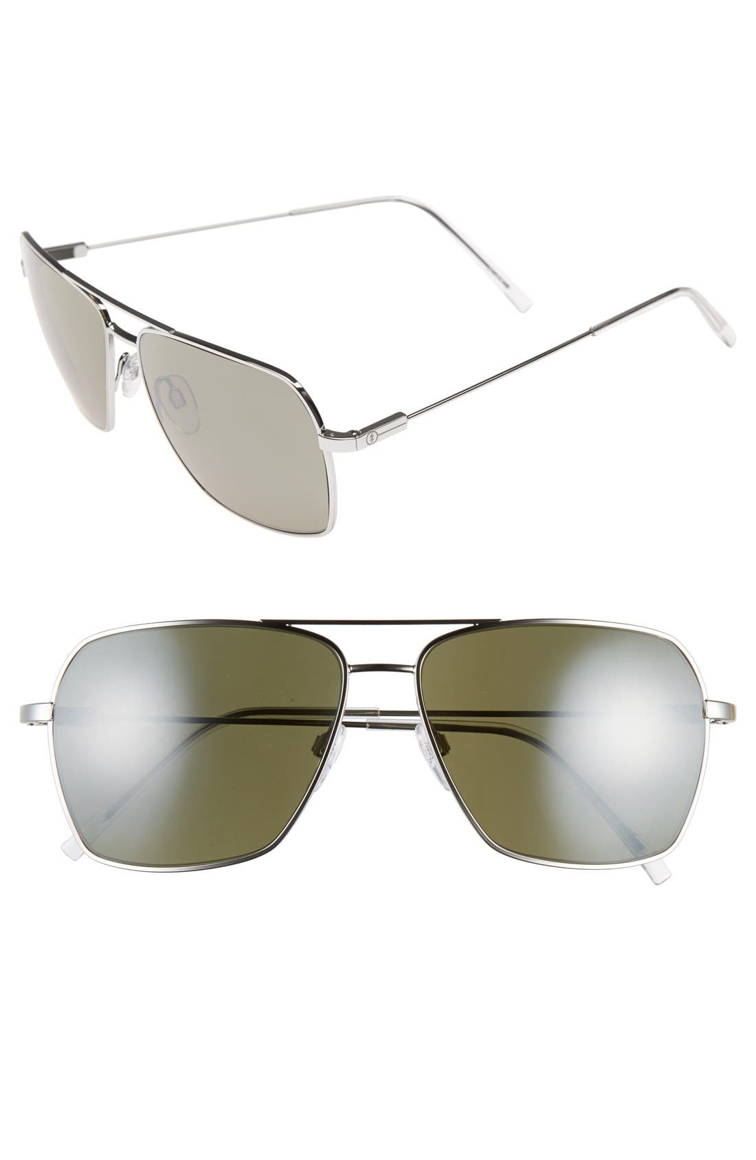 ELECTRIC 'AV2' 59mm Navigator Sunglasses