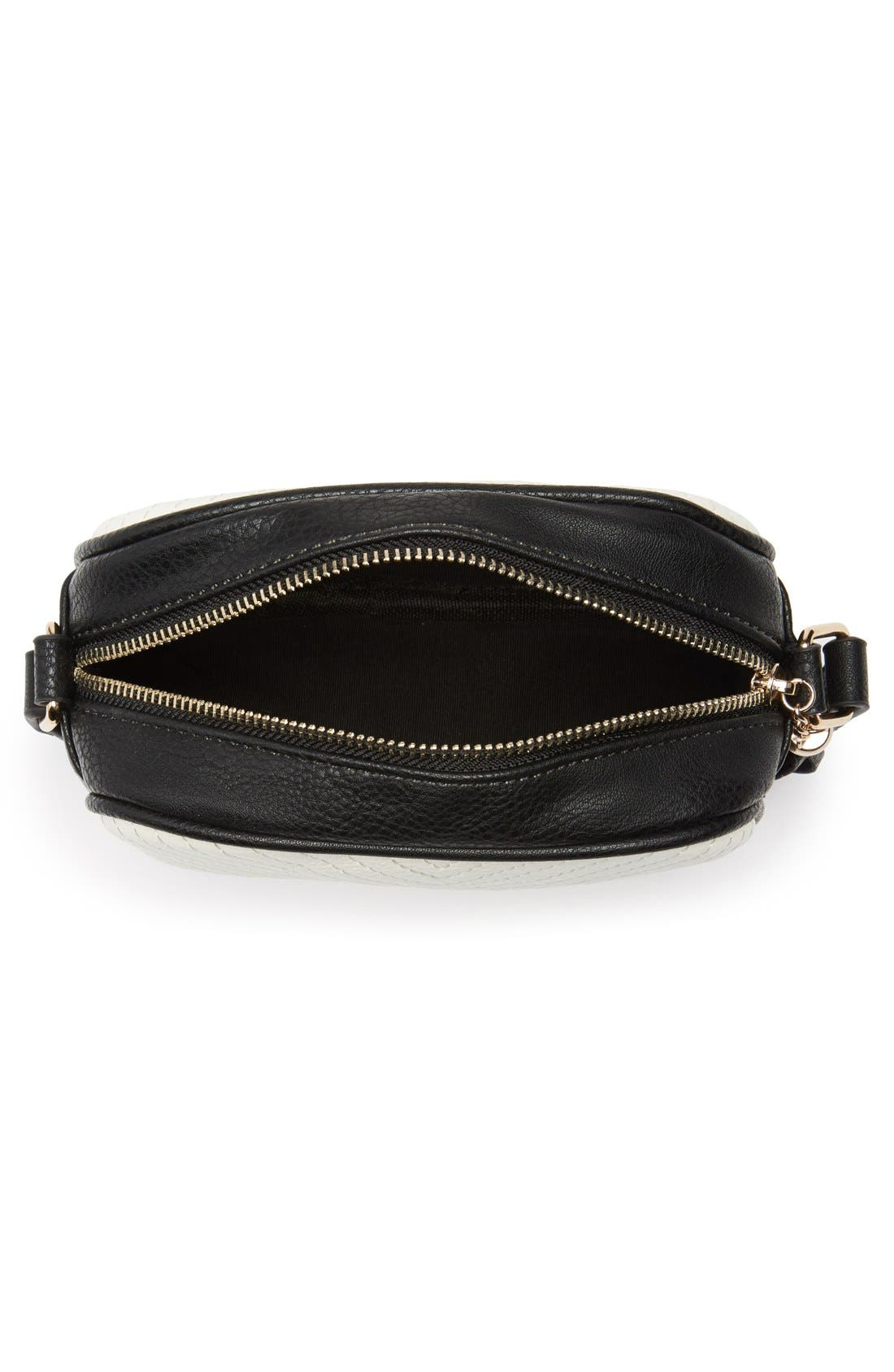 Alternate Image 3  - Street Level Tassel Crossbody Bag