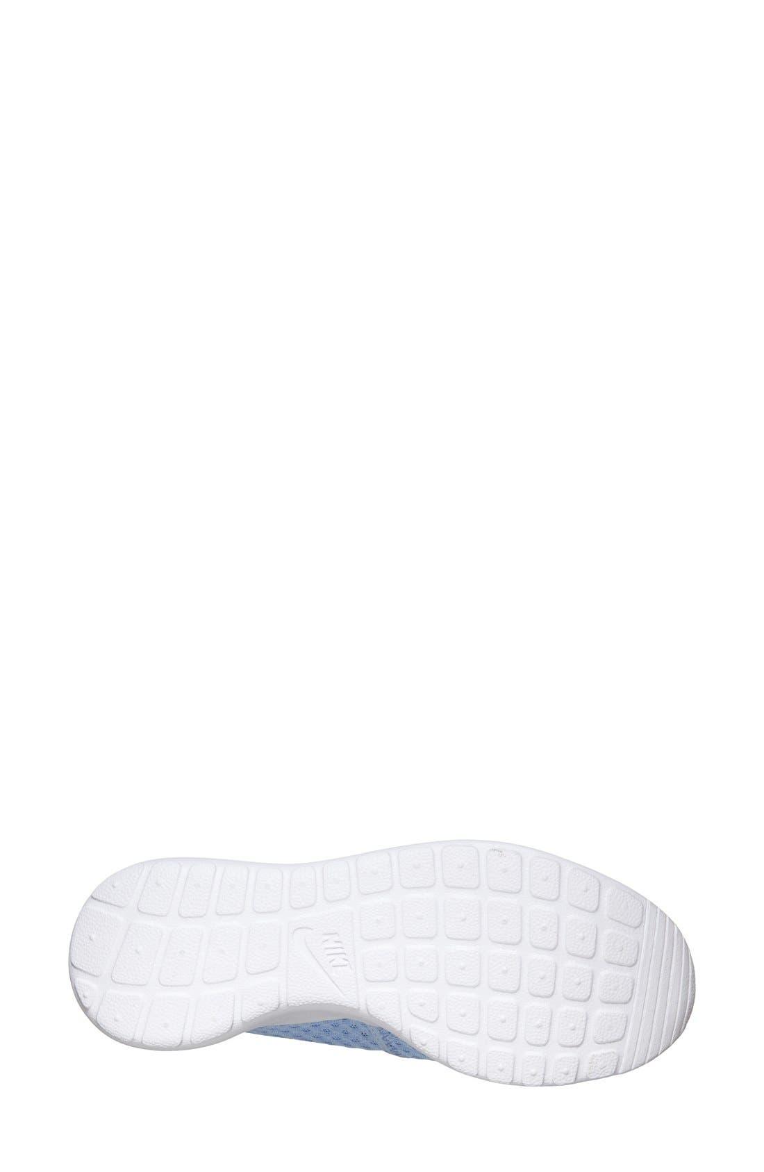 Alternate Image 4  - Nike 'Roshe Run' Slip-On Sneaker (Women)