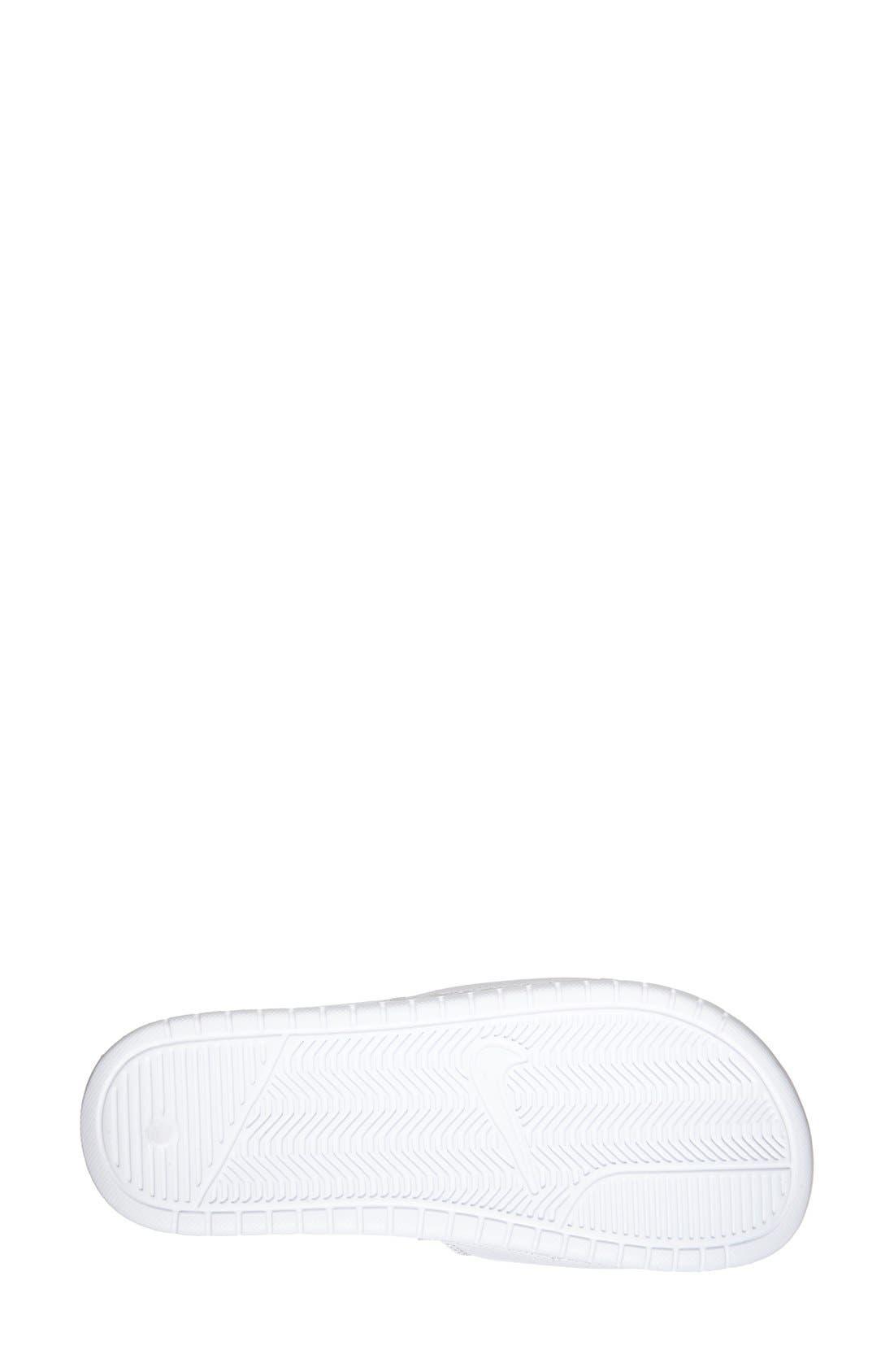Alternate Image 3  - Nike 'Benassi - Just Do It' Slide Sandal (Women)