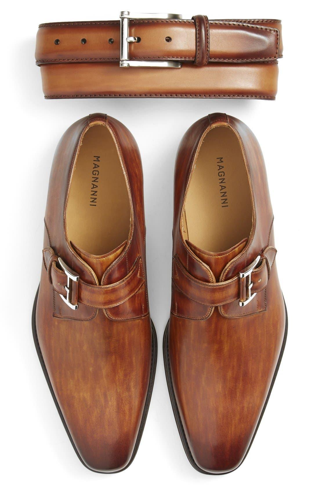 Magnanni Loafer & Belt