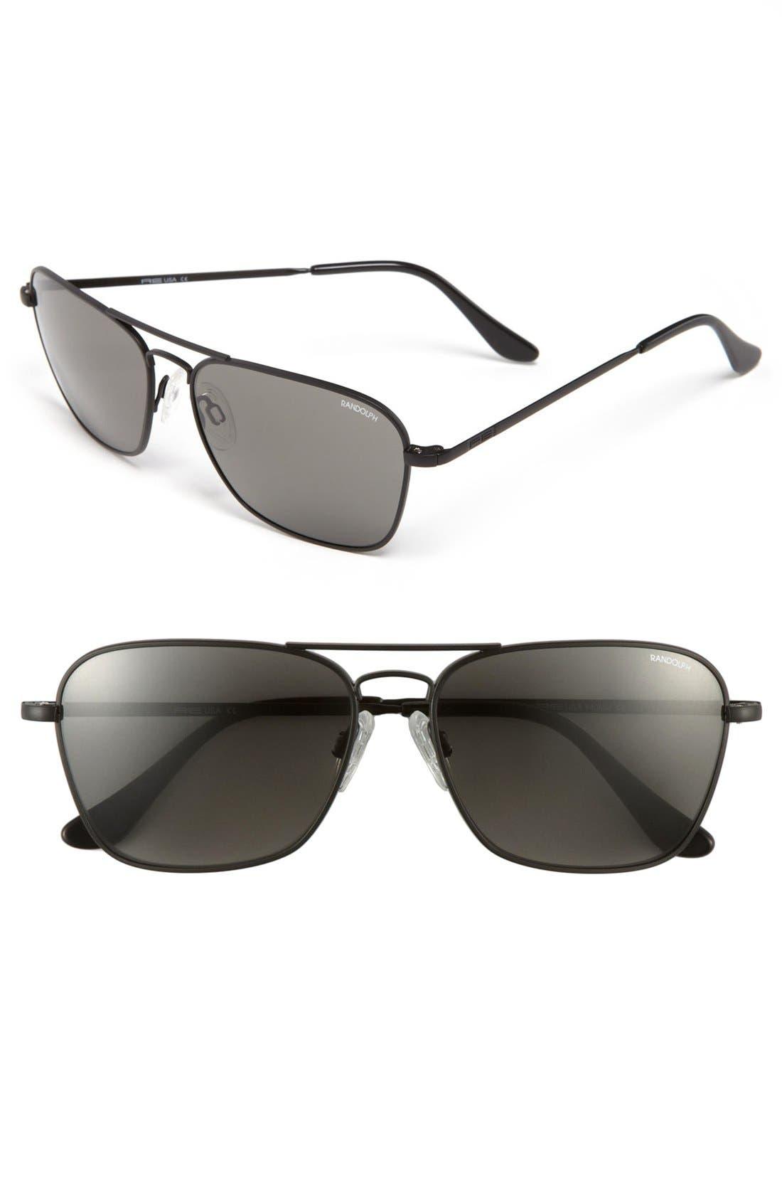 Randolph Engineering 'Intruder' 58mm Sunglasses