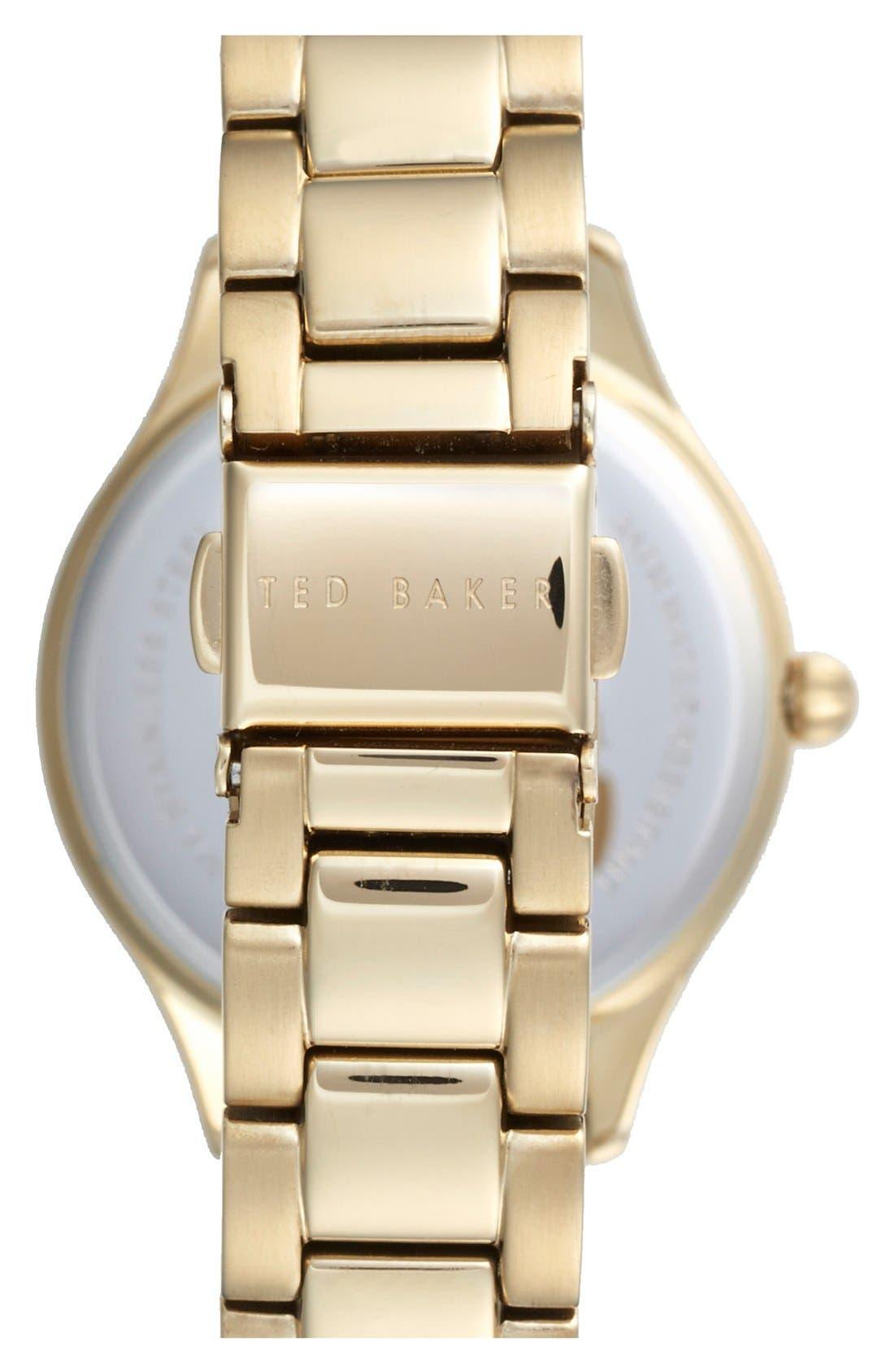 Alternate Image 2  - Ted Baker London 'Dress Sport' Bracelet Watch, 32mm