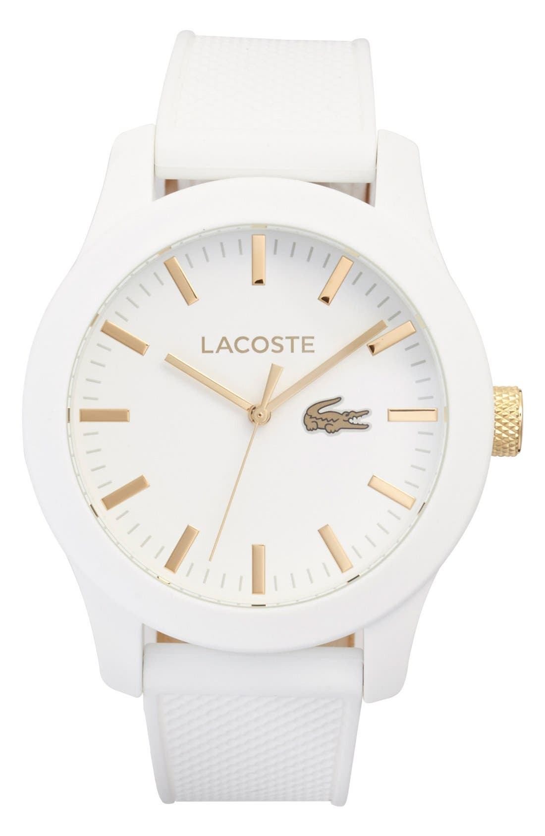 Alternate Image 1 Selected - Lacoste '12.12' Watch, 43mm