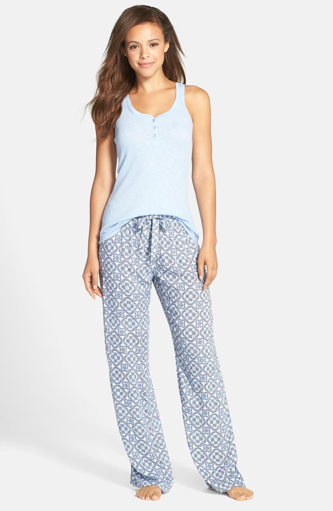 Alternate Image 3  - PJ Salvage 'Challe' Pajama Pants