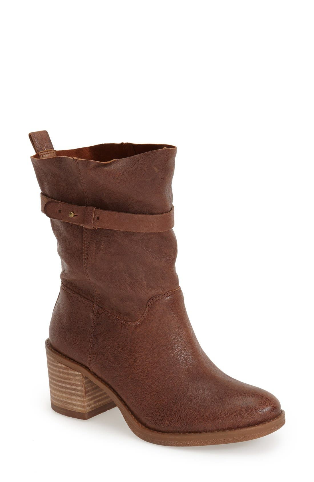 Alternate Image 1 Selected - Lucky Brand 'Ramsey' Pull-On Boot (Women)