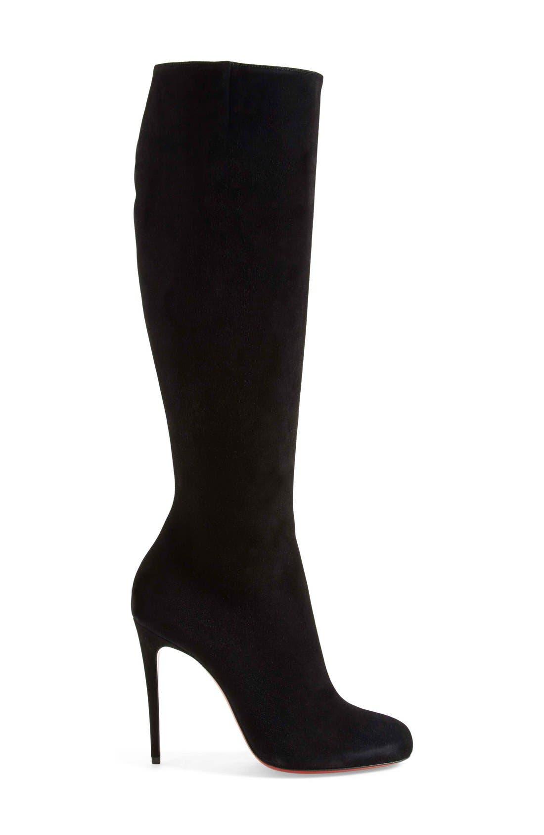 Alternate Image 4  - Christian Louboutin 'Fifi' Tall Boot