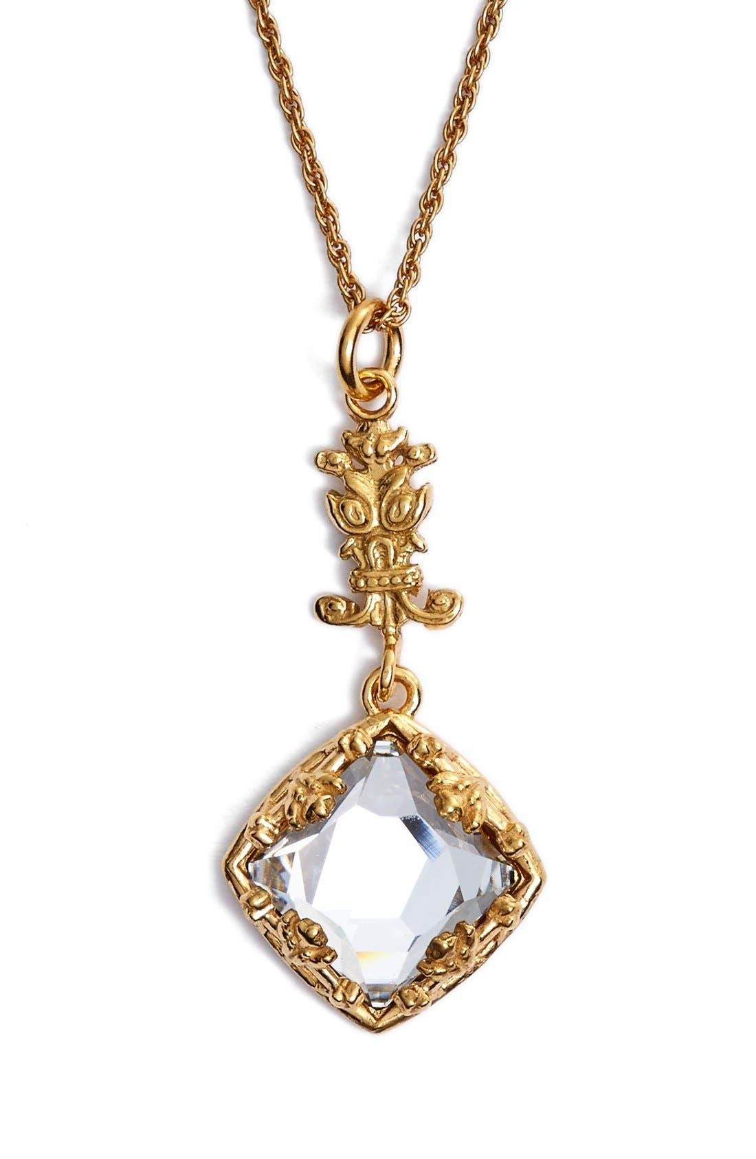 Alternate Image 1 Selected - Virgins Saints & Angels 'Captain Hook - Treasure' Charm Necklace