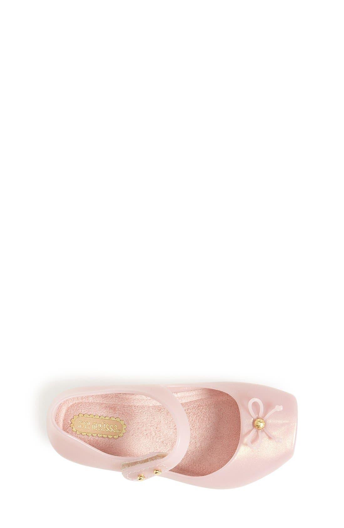 Alternate Image 3  - Mini Melissa Ballet Slip-On (Walker & Toddler)