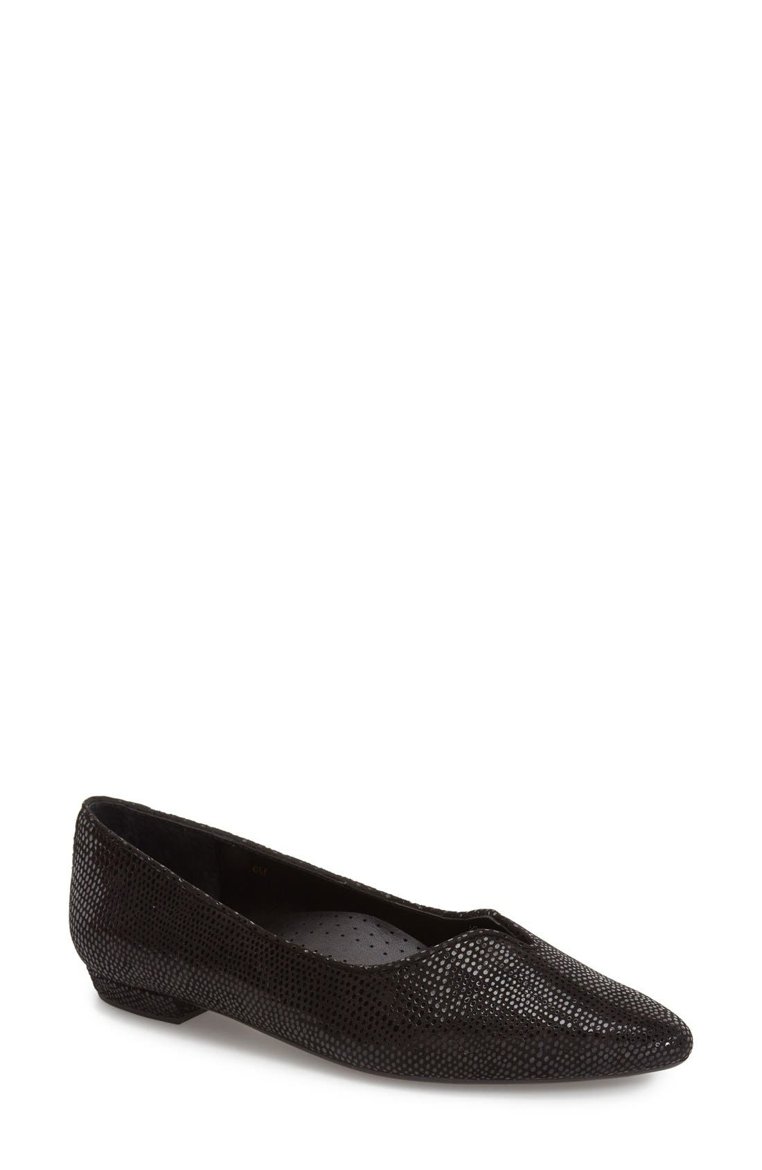 VANELi 'Ganet' Pointy Toe Flat (Women)