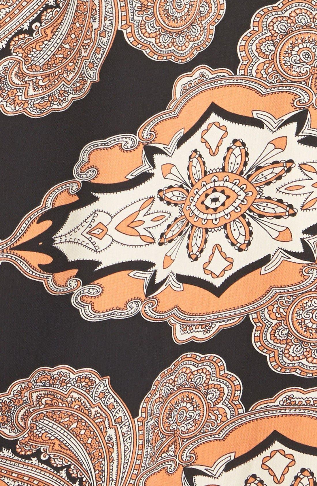 Alternate Image 3  - Leith Lace Up Maxi Dress