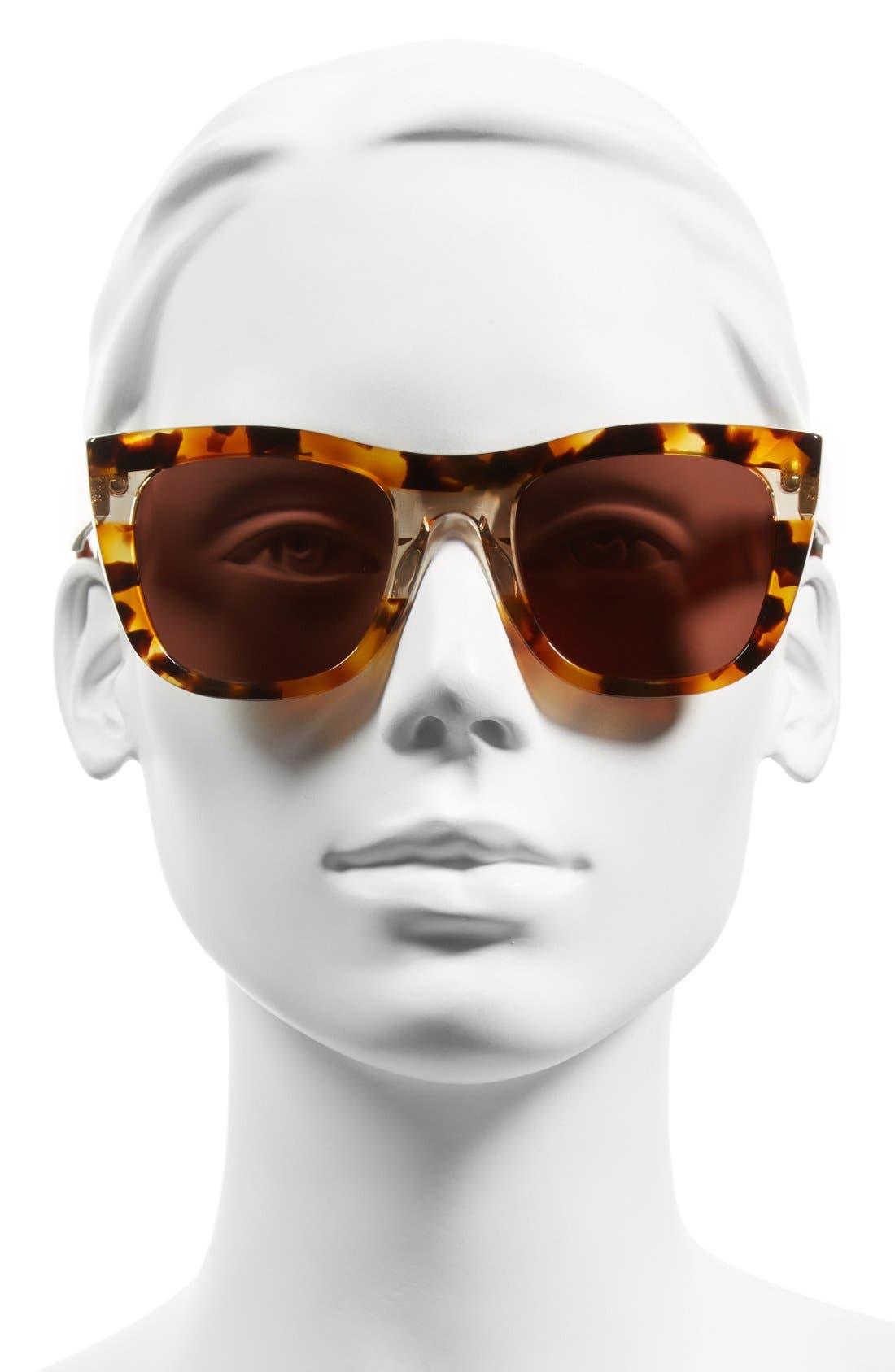 Alternate Image 2  - SUPER by RETROSUPERFUTURE® 'Gals' 50mm Retro Sunglasses