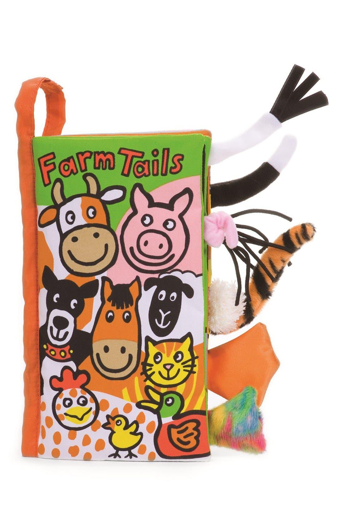 JELLYCAT 'Farm Tails' Book