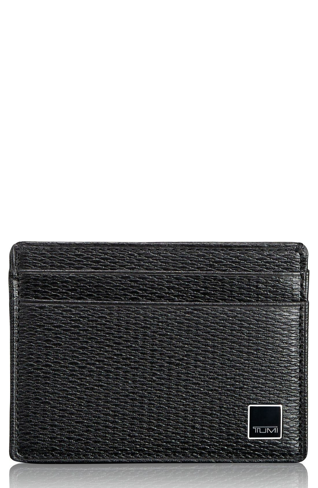 Alternate Image 1 Selected - Tumi 'Monaco' Slim Card Case