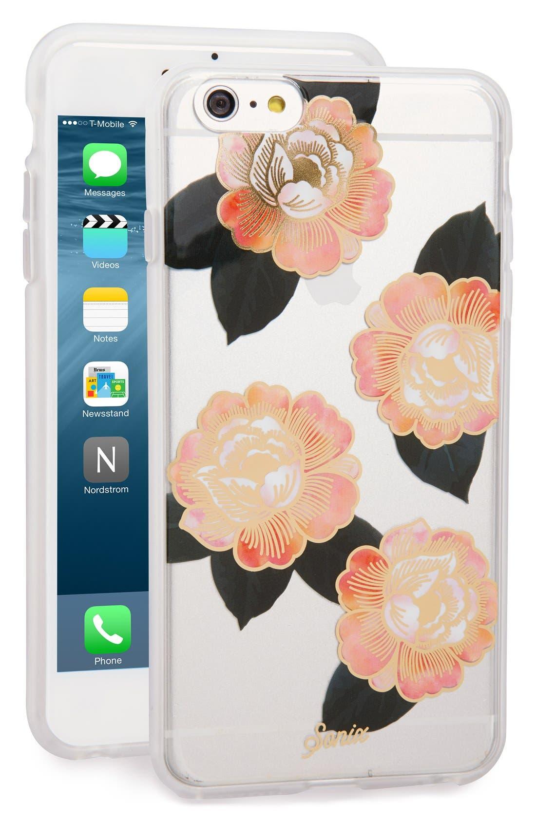 Alternate Image 1 Selected - Sonix 'Clementine' iPhone 6 Plus & 6s Plus Case