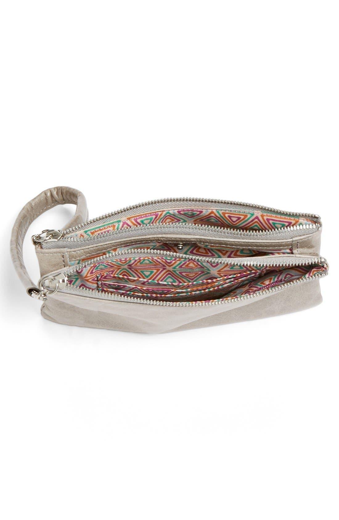 Alternate Image 4  - Hobo 'Tilda' Leather Wristlet