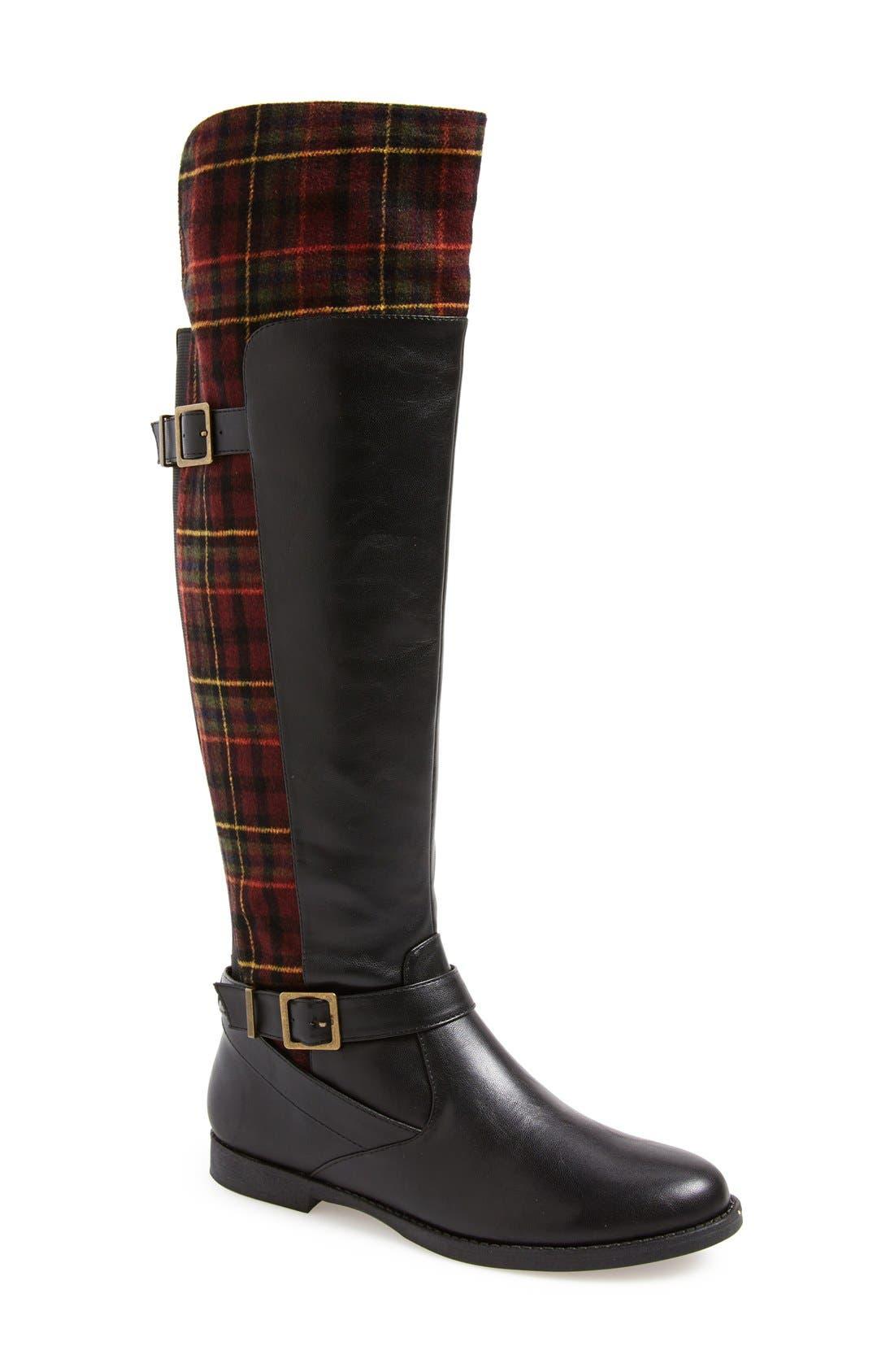 Alternate Image 1 Selected - Bella Vita 'Romy' Over the Knee Boot (Women)