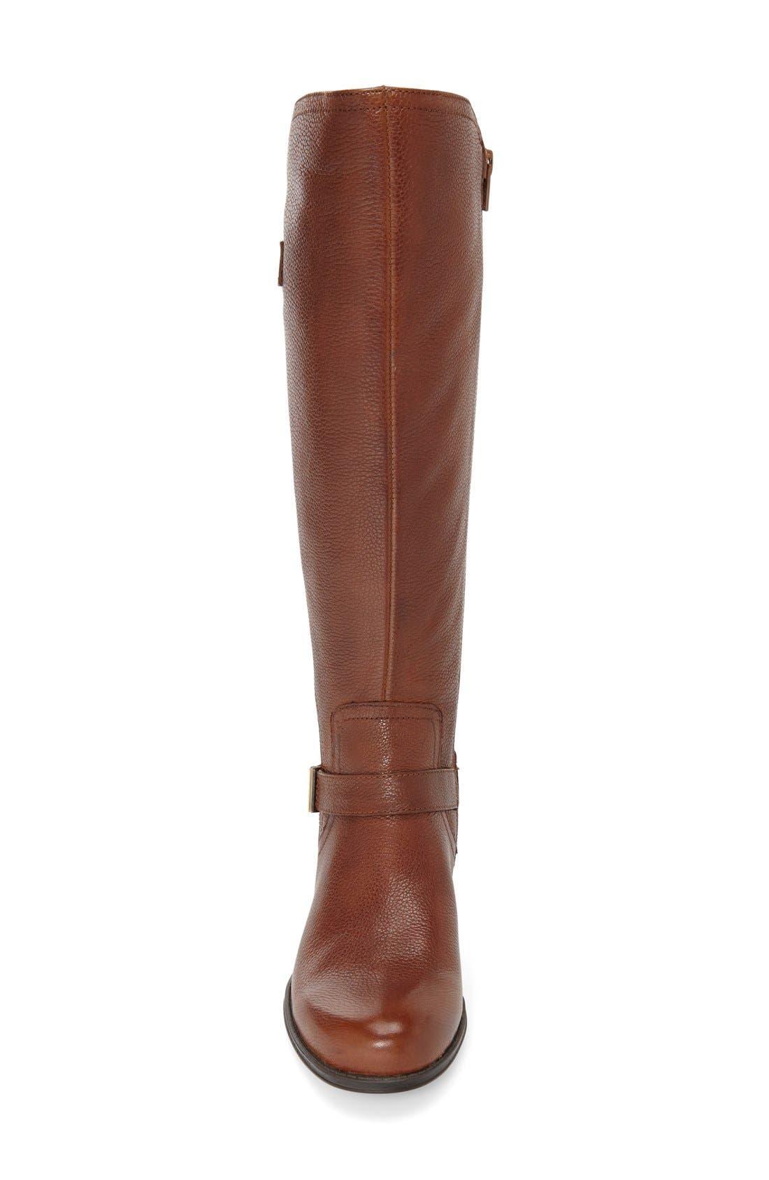 Alternate Image 3  - Naturalizer 'Joan' Riding Boot (Women) (Wide Calf)
