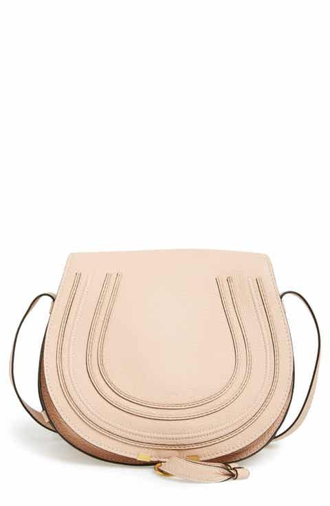 Chloé 'Marcie - Medium' Leather Crossbody Bag