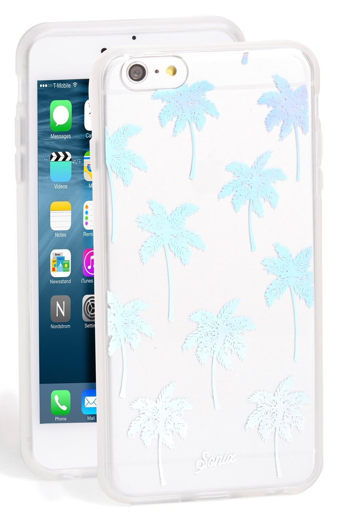 Alternate Image 1 Selected - Sonix 'Palm Beach' iPhone 6 Plus & 6s Plus Case
