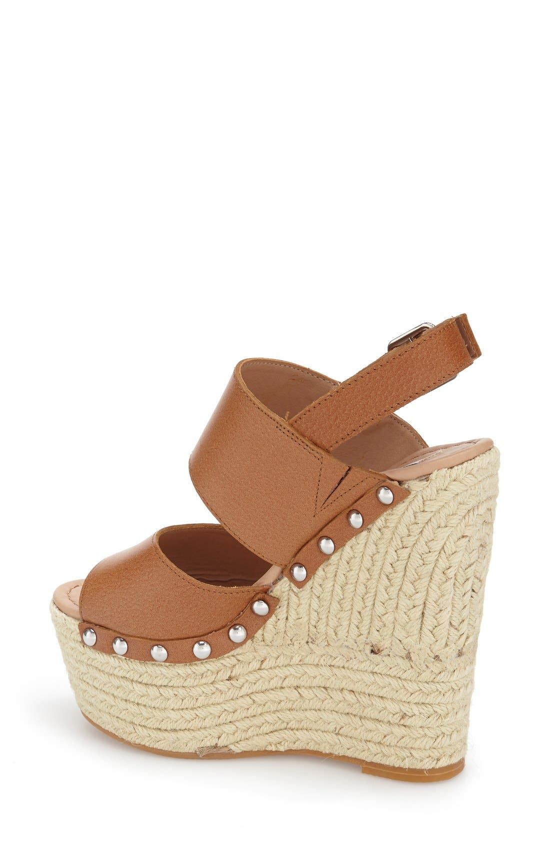 Alternate Image 2  - Steve Madden 'Jummbo' Espadrille Wedge Sandal (Women)