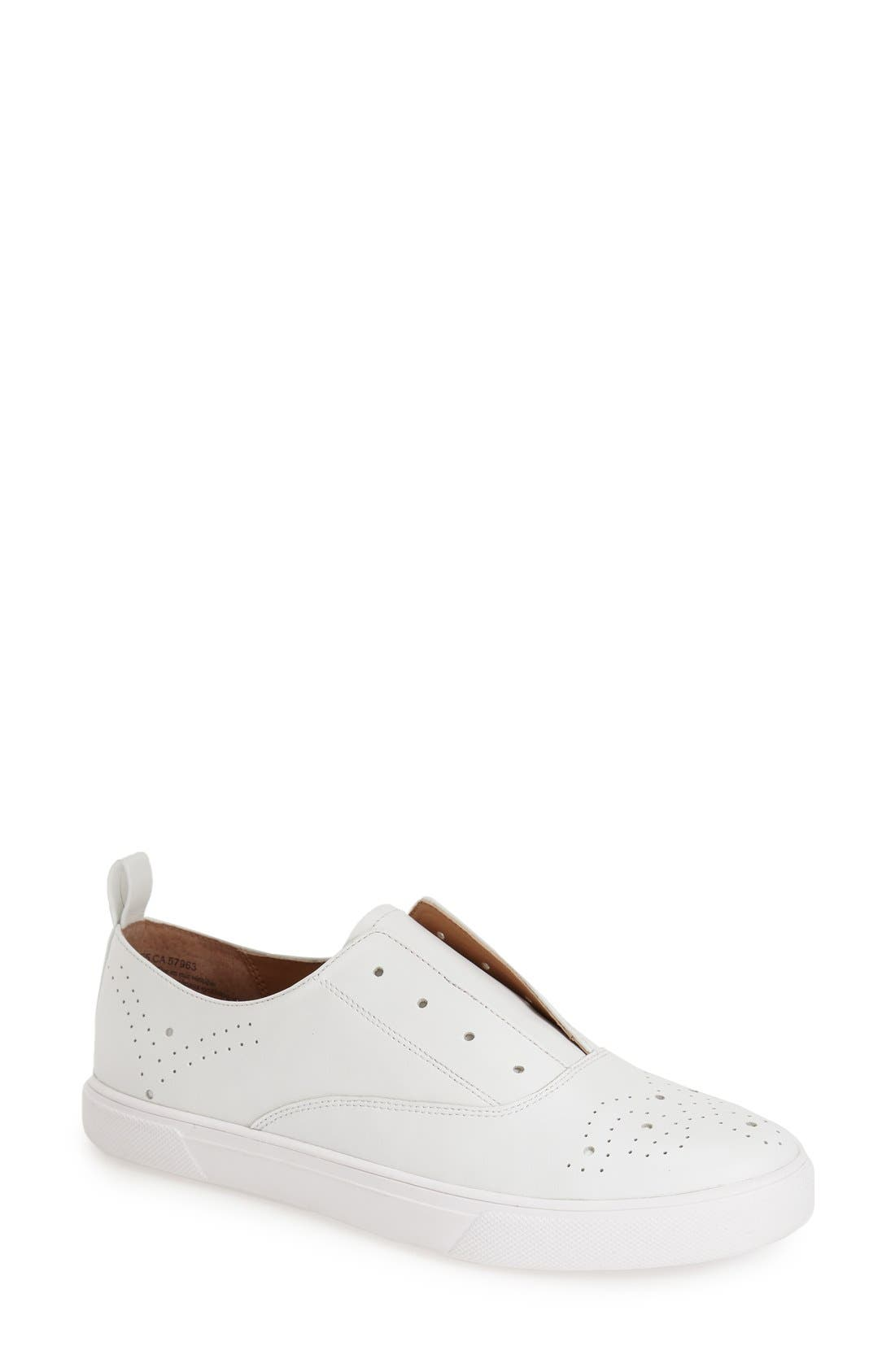 Main Image - Halogen® 'Terran' Slip-On Sneaker (Women)