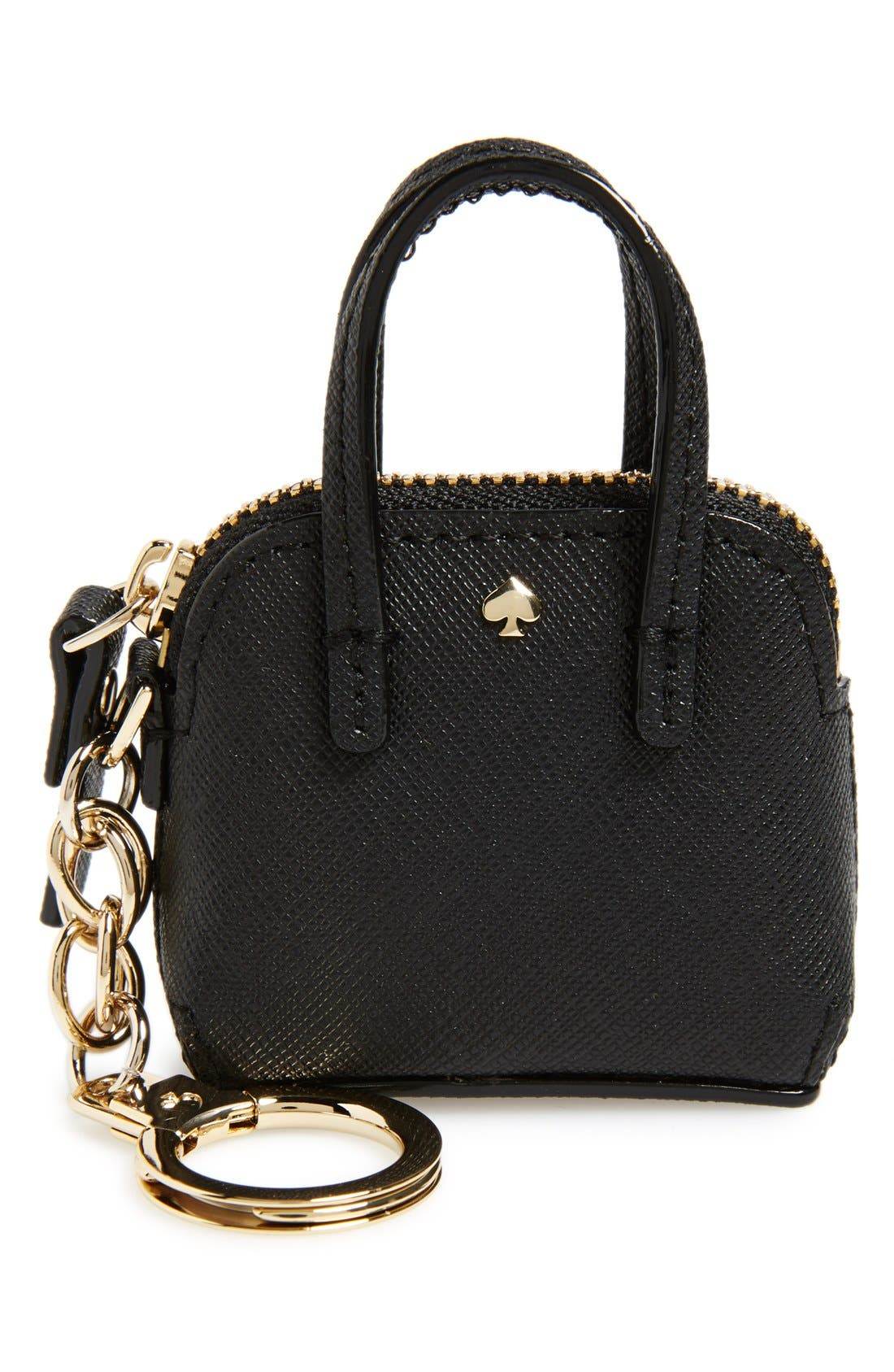 Alternate Image 1 Selected - kate spade new york 'things we love - maise' bag charm