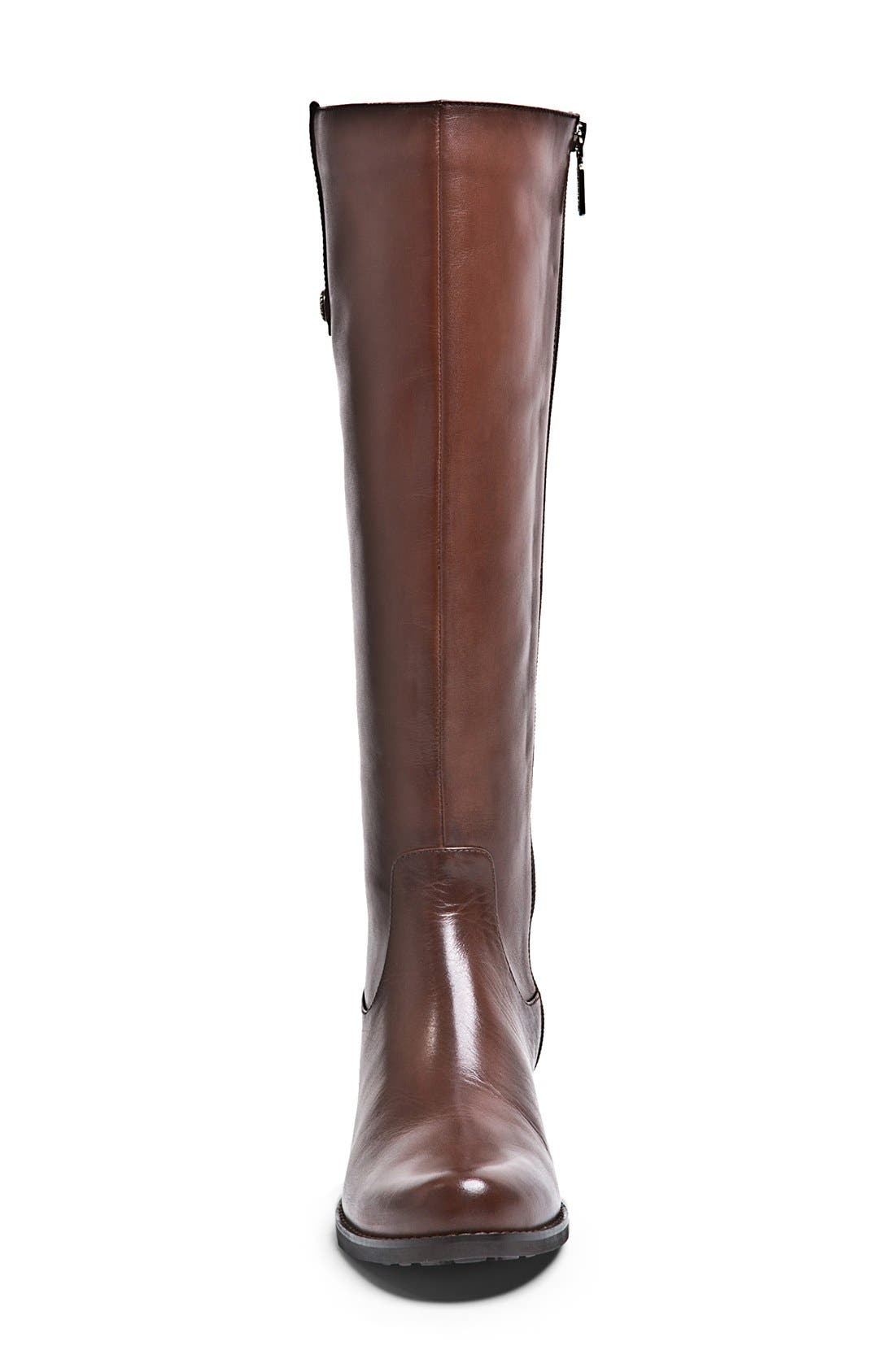 Alternate Image 3  - Blondo 'Victorina' Waterproof Leather Riding Boot (Women)