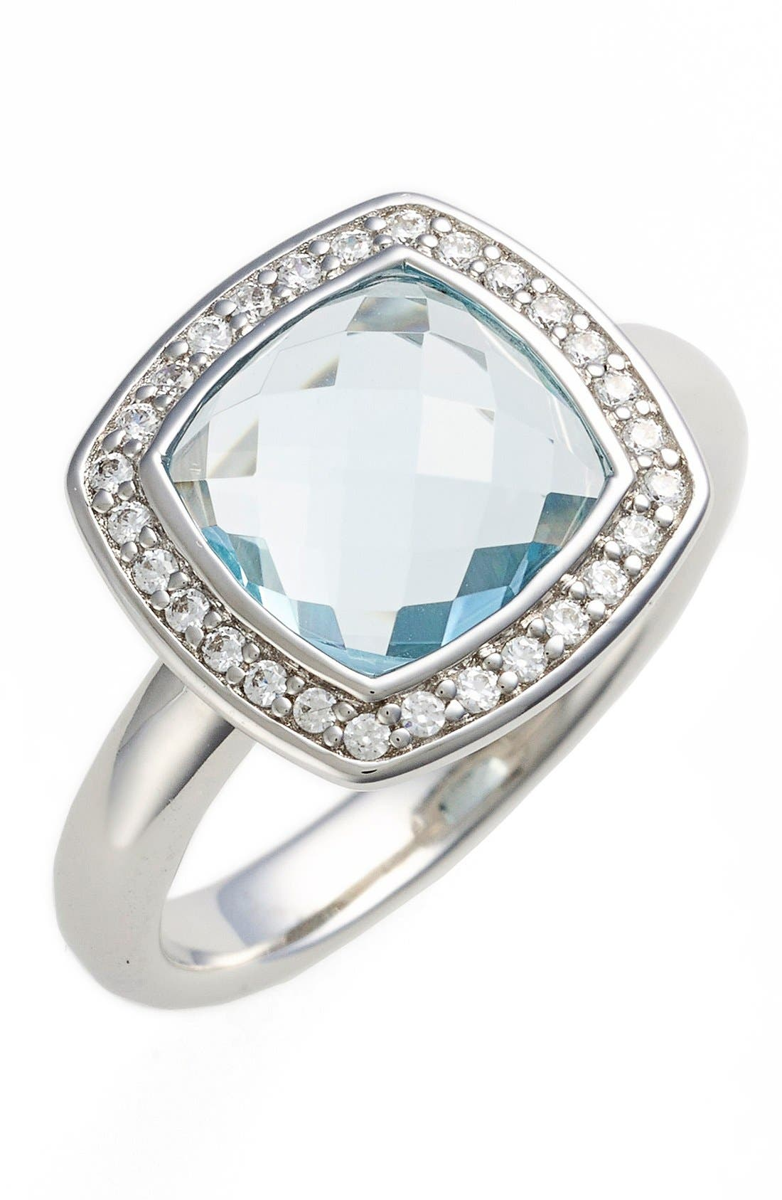 Alternate Image 1 Selected - Lafonn'Aria' Cushion Cut Ring