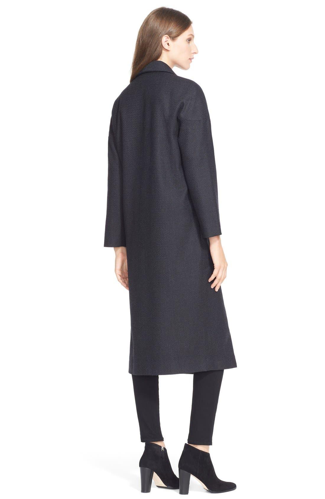 Alternate Image 2  - AYR'The Robe' Wool Maxi Coat
