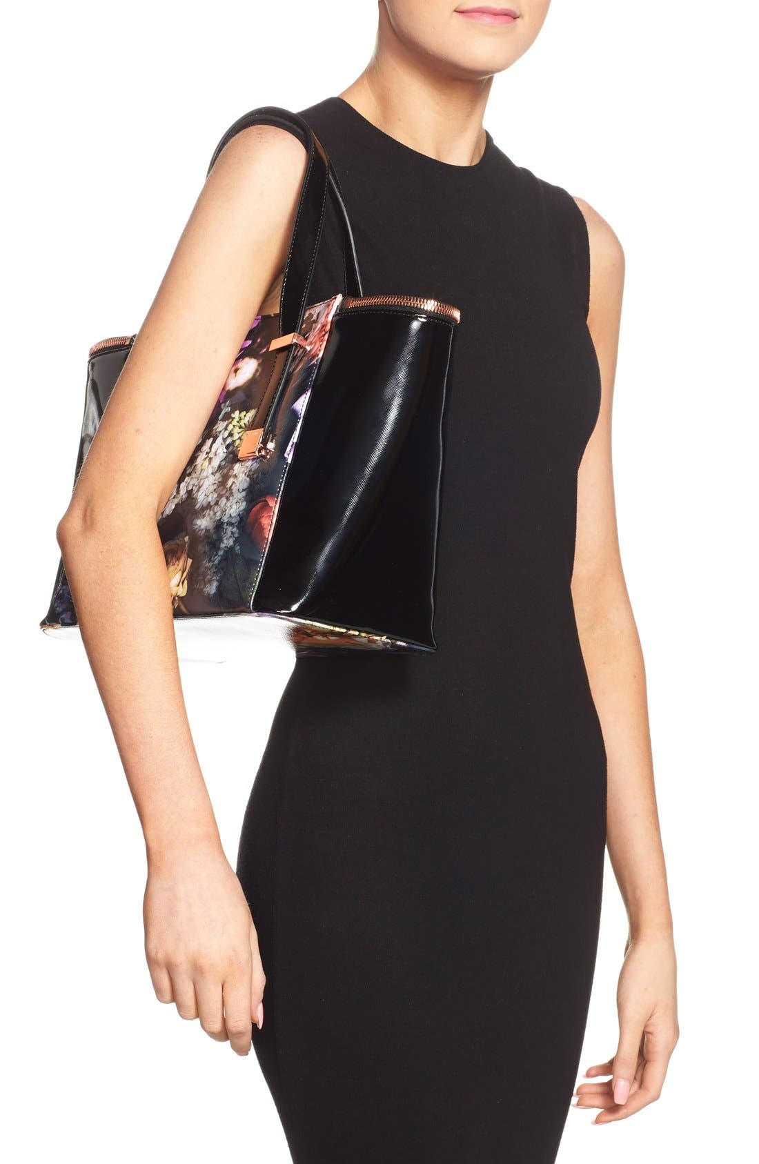 Alternate Image 2  - Ted Baker London 'Shadow Flora' Tote