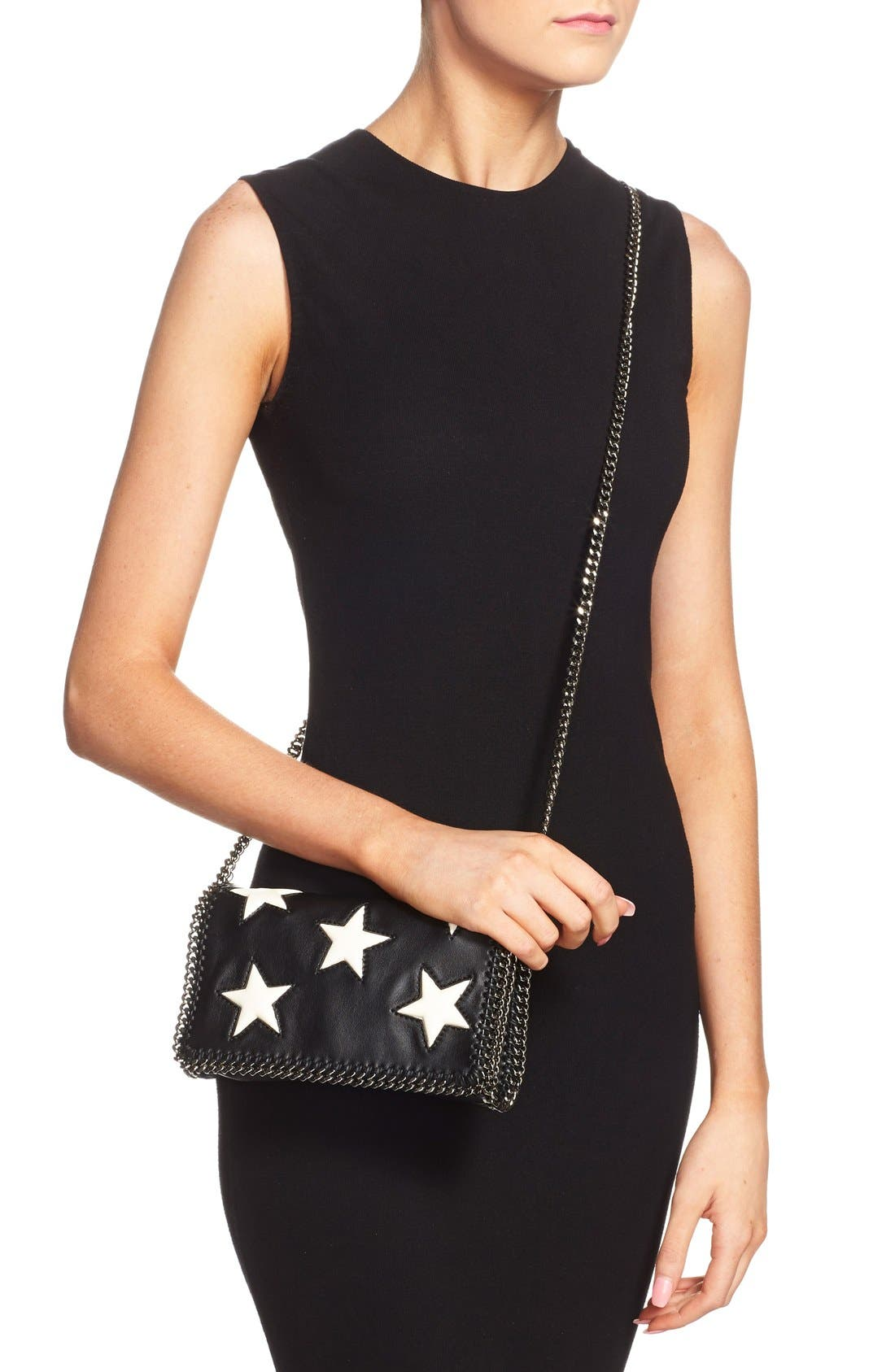 Alternate Image 2  - Stella McCartney 'Falabella' Faux Leather Crossbody Bag