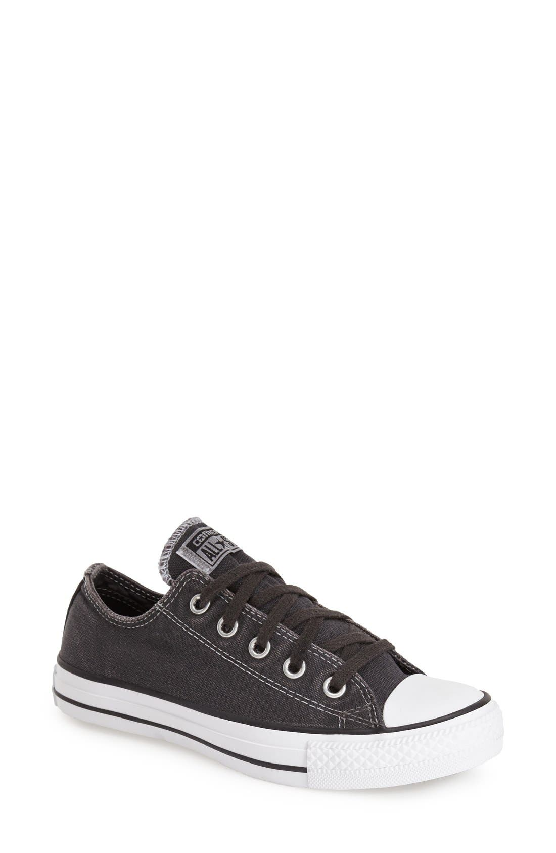 Alternate Image 1 Selected - Converse Chuck Taylor® All Star® Low Top Sneaker (Women)