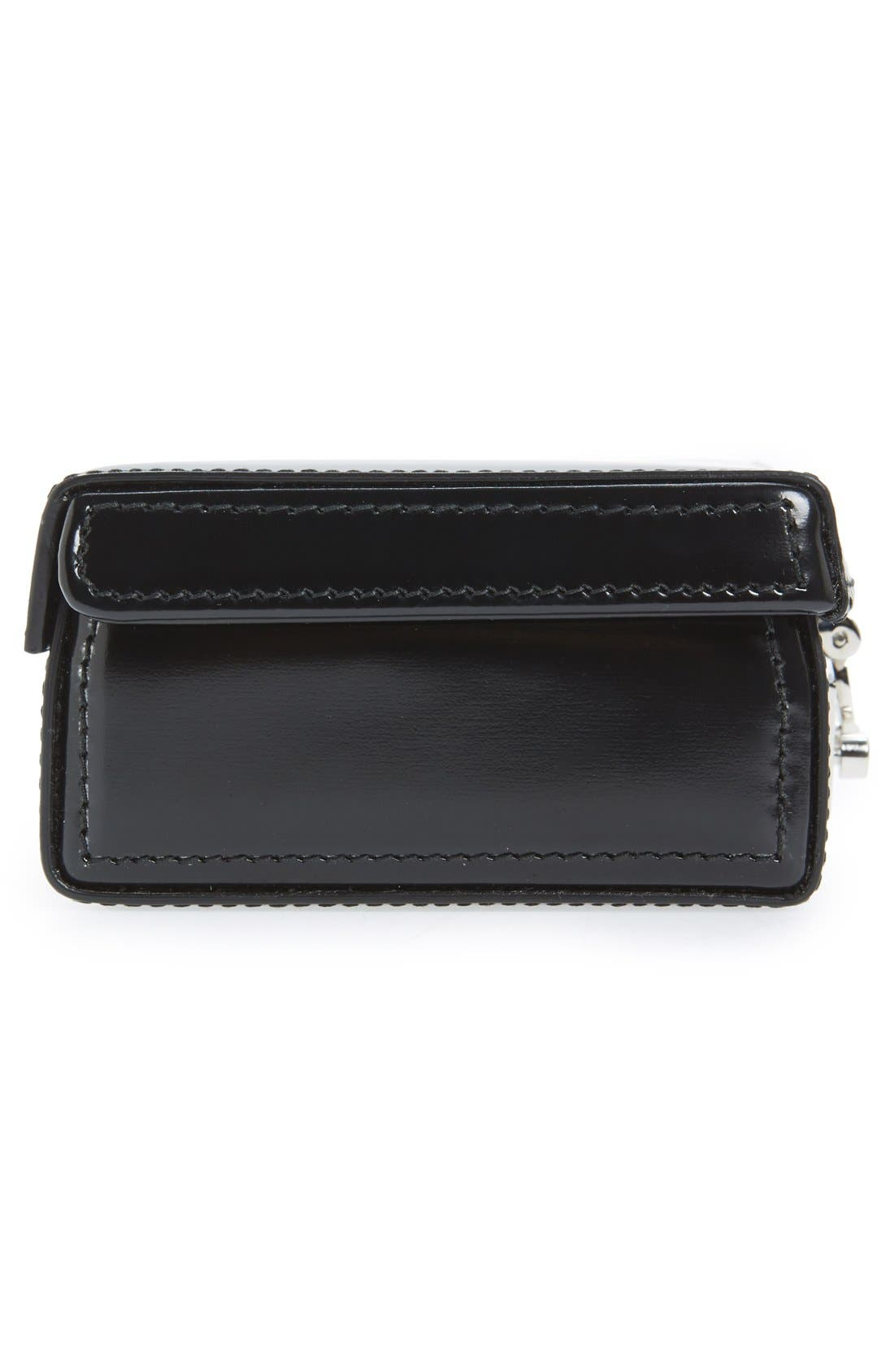 Alternate Image 5  - Mark Cross 'Grace' Spazzolato Leather Clutch